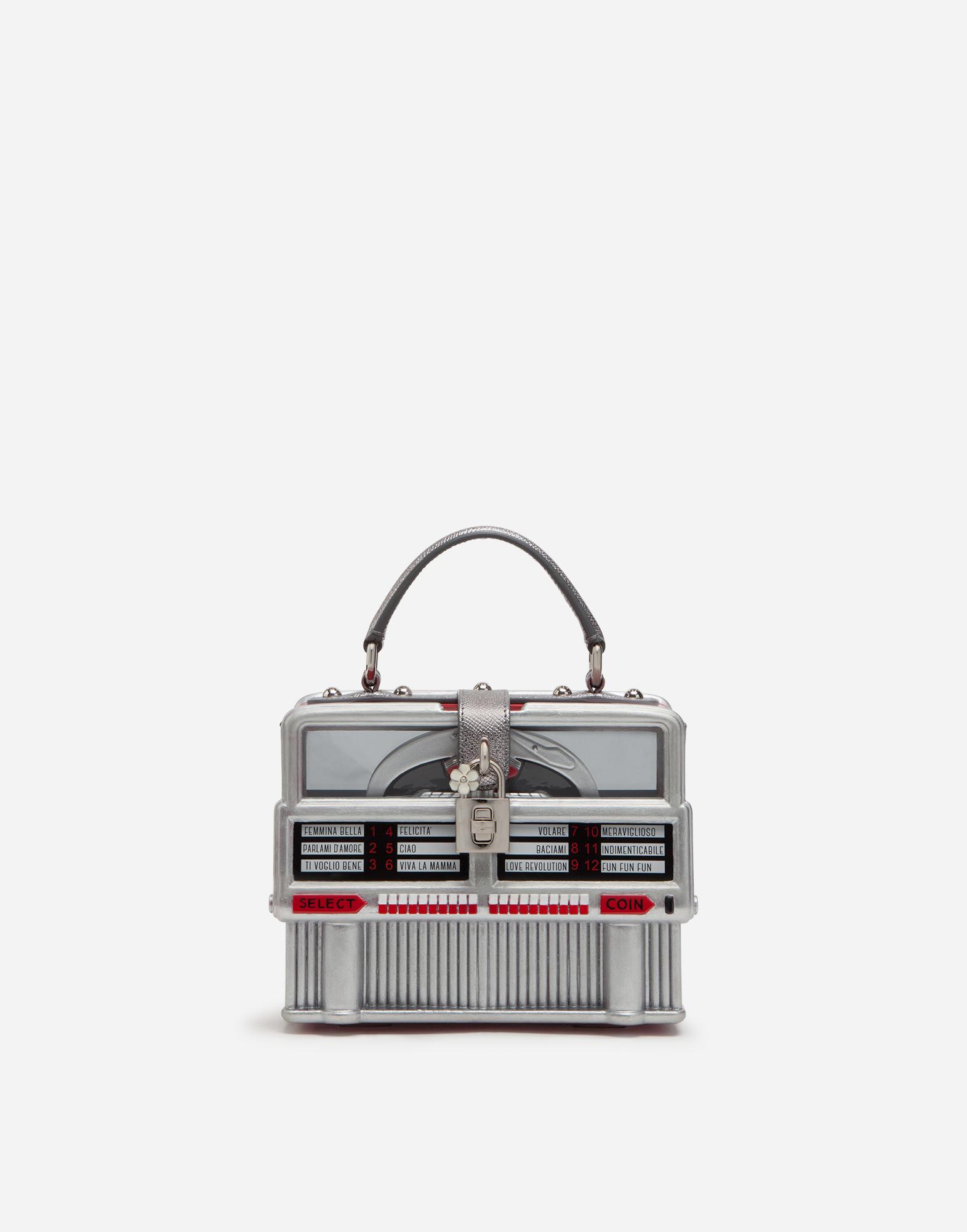 """JUKE-BOX"" DOLCE BOX BAG"
