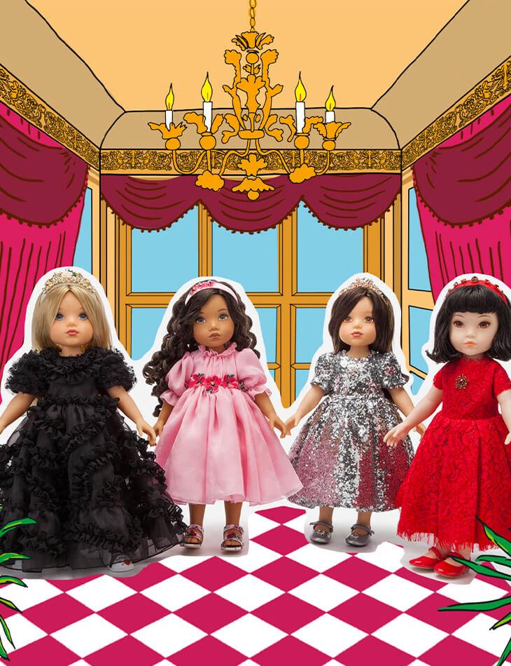DG Dolls