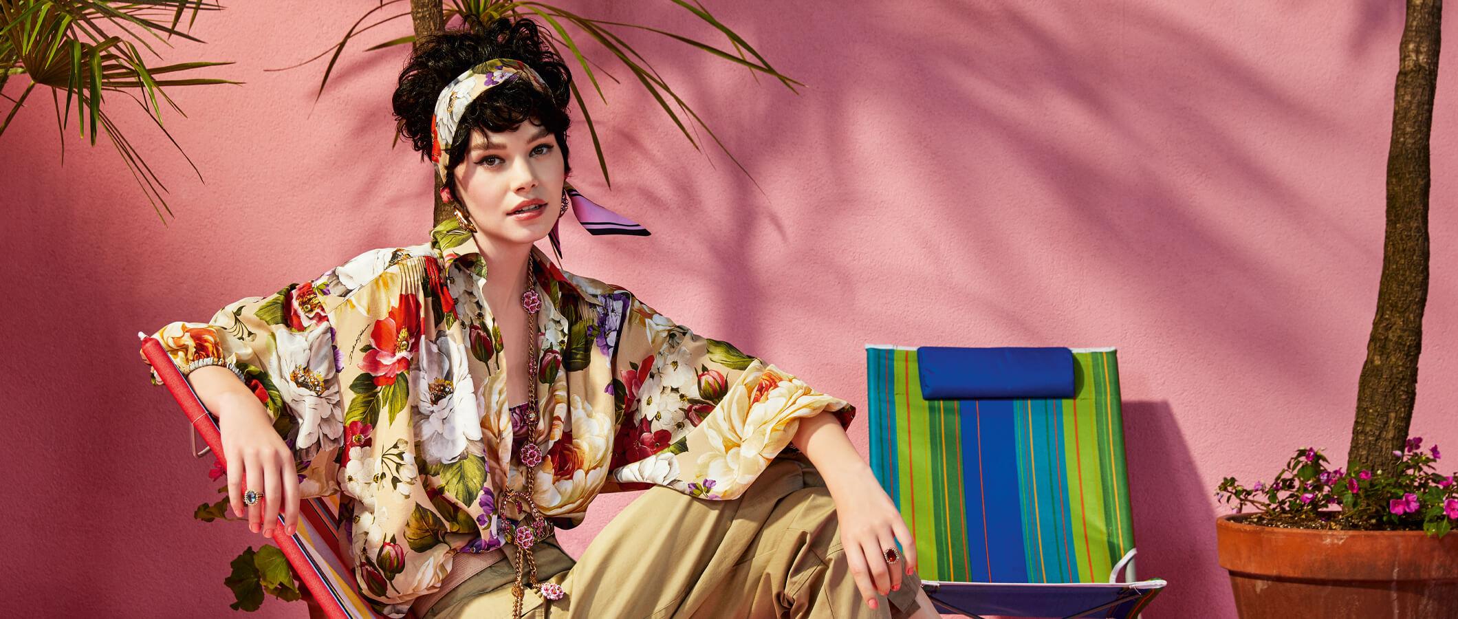 women-floral-dress