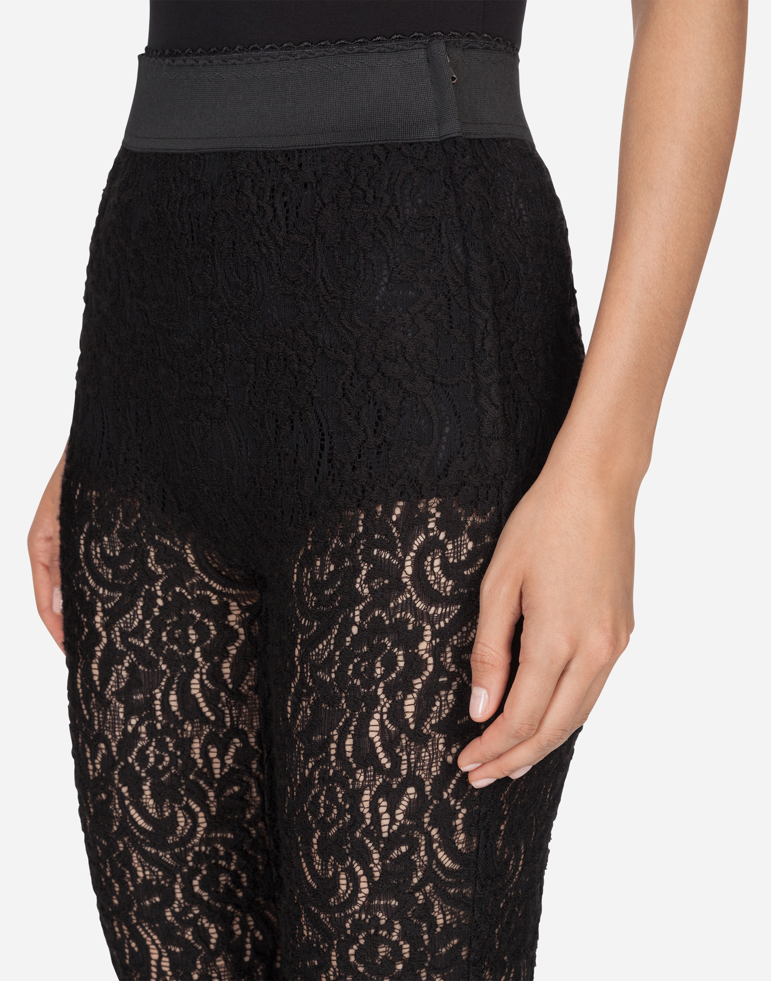 Dolce & Gabbana LACE PANTS