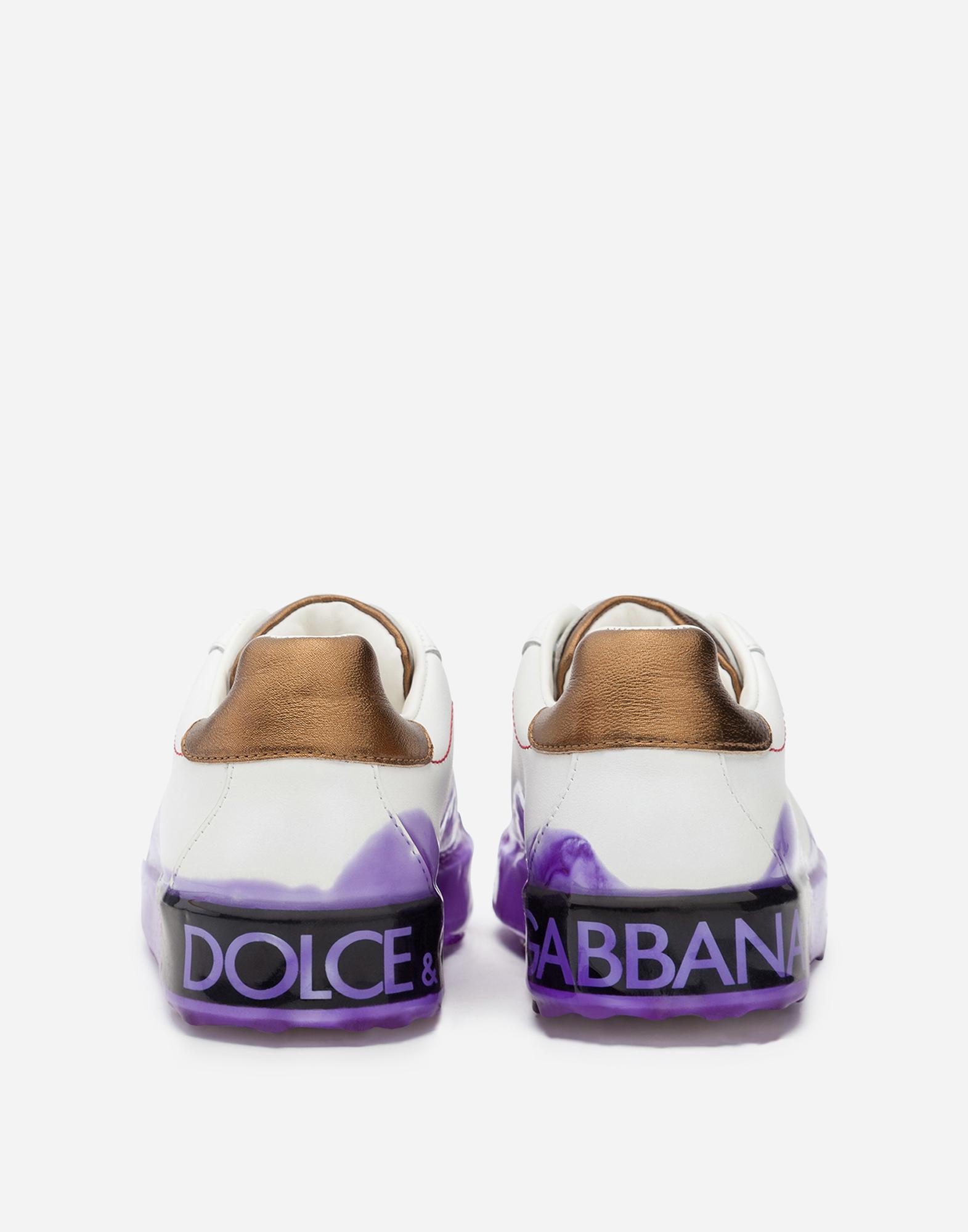 Dolce & Gabbana PORTOFINO MELT SNEAKERS