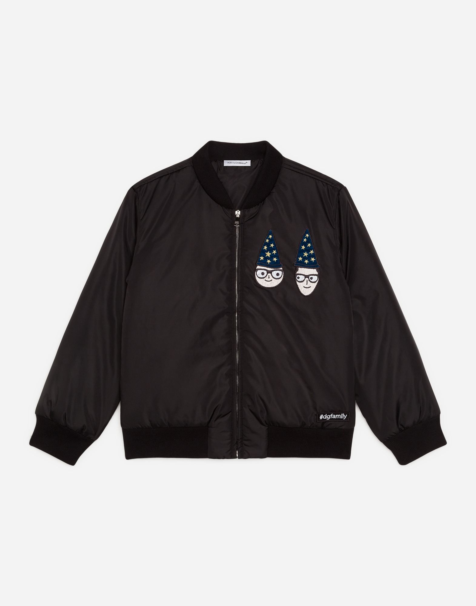 Dolce & Gabbana JACKET WITH PATCHES