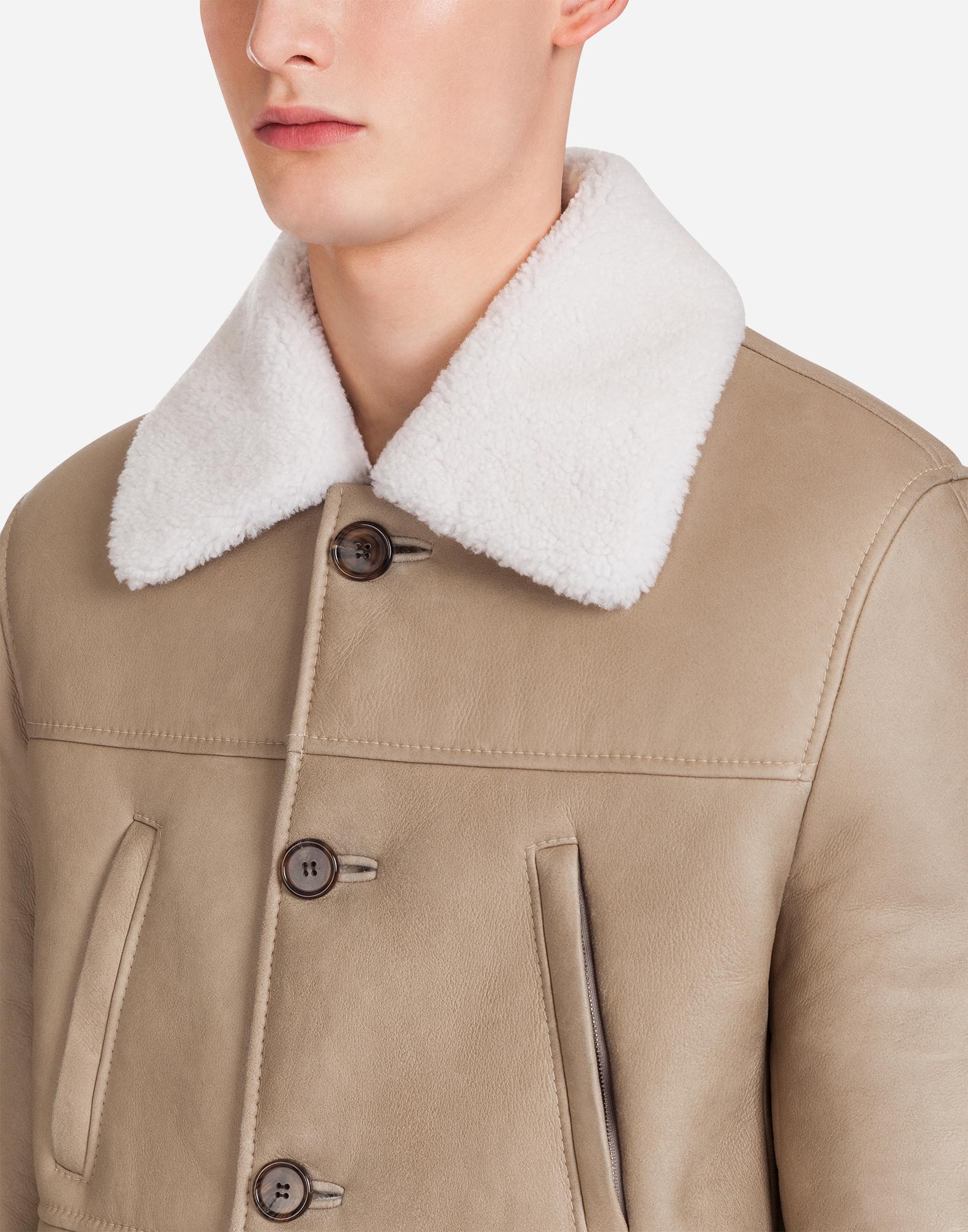 Dolce&Gabbana SHEEPSKIN JACKET