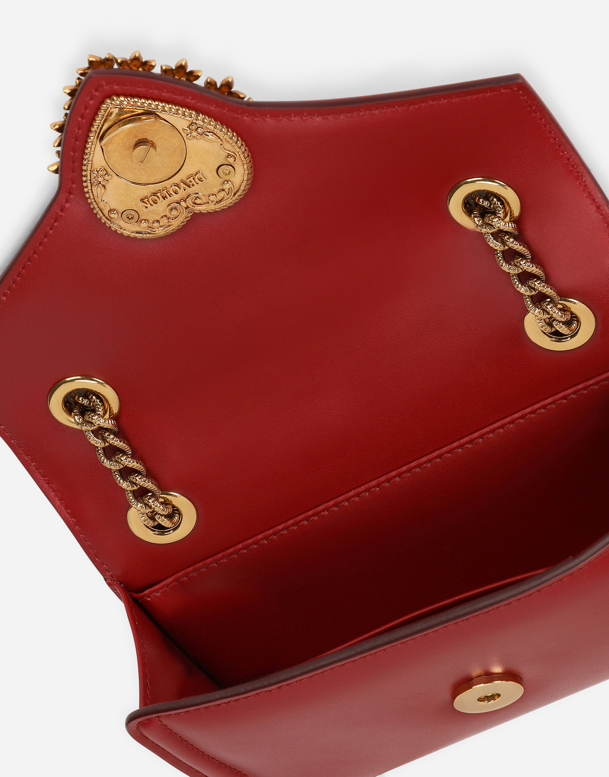 MINI DEVOTION BAG IN SMOOTH CALFSKIN