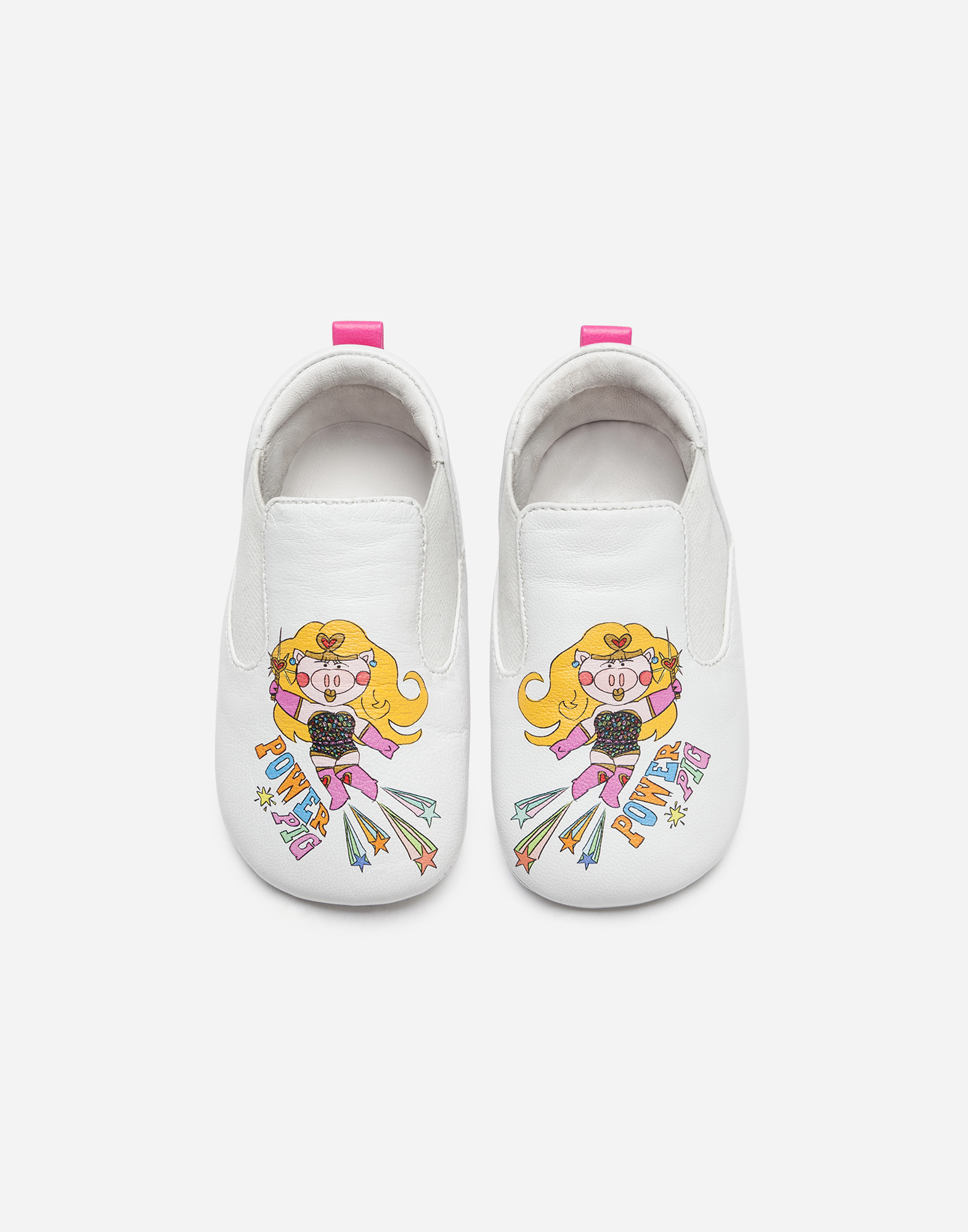 Dolce & Gabbana SLIP ON SNEAKERS WITH PRINT