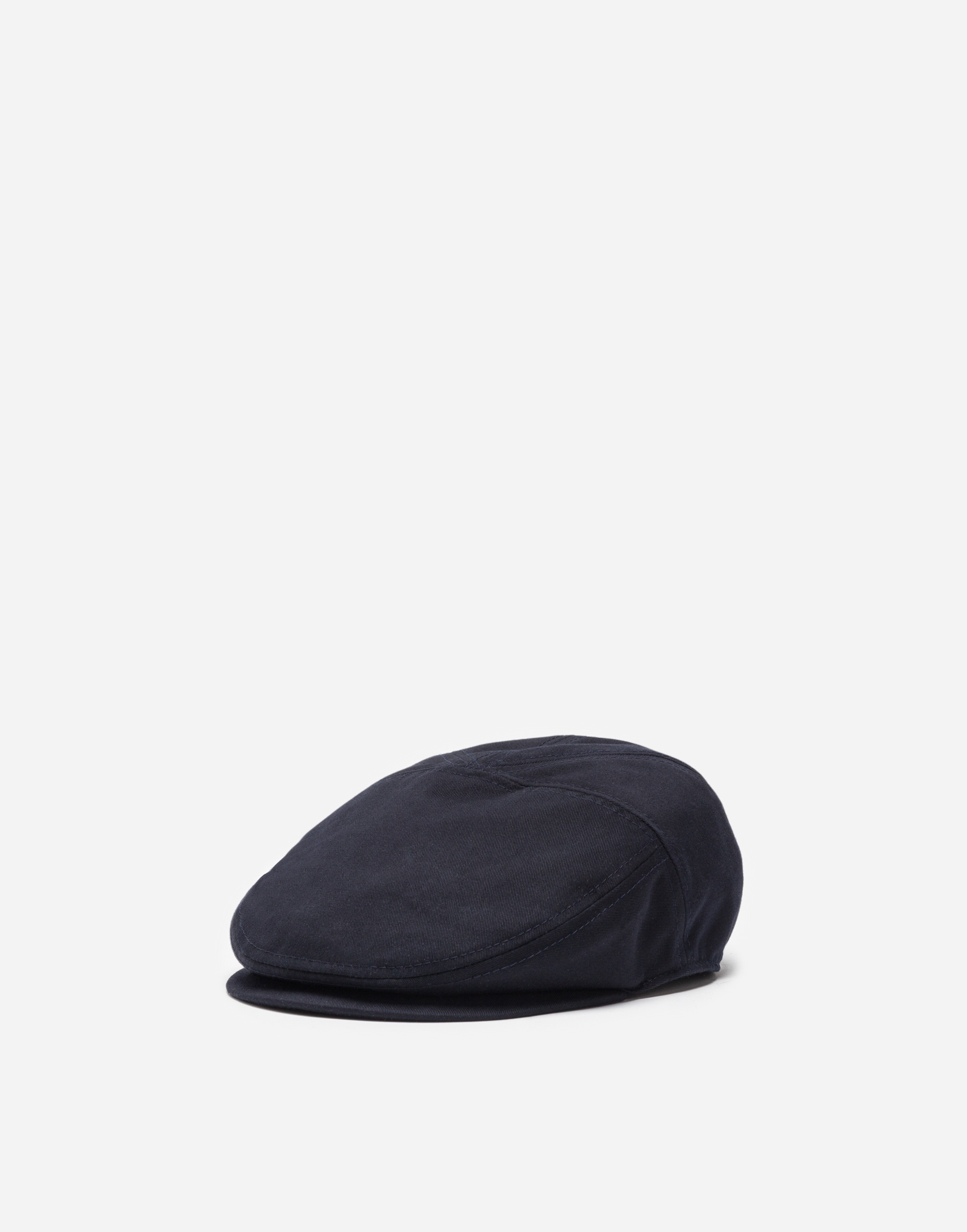 FLAT CAP IN COTTON