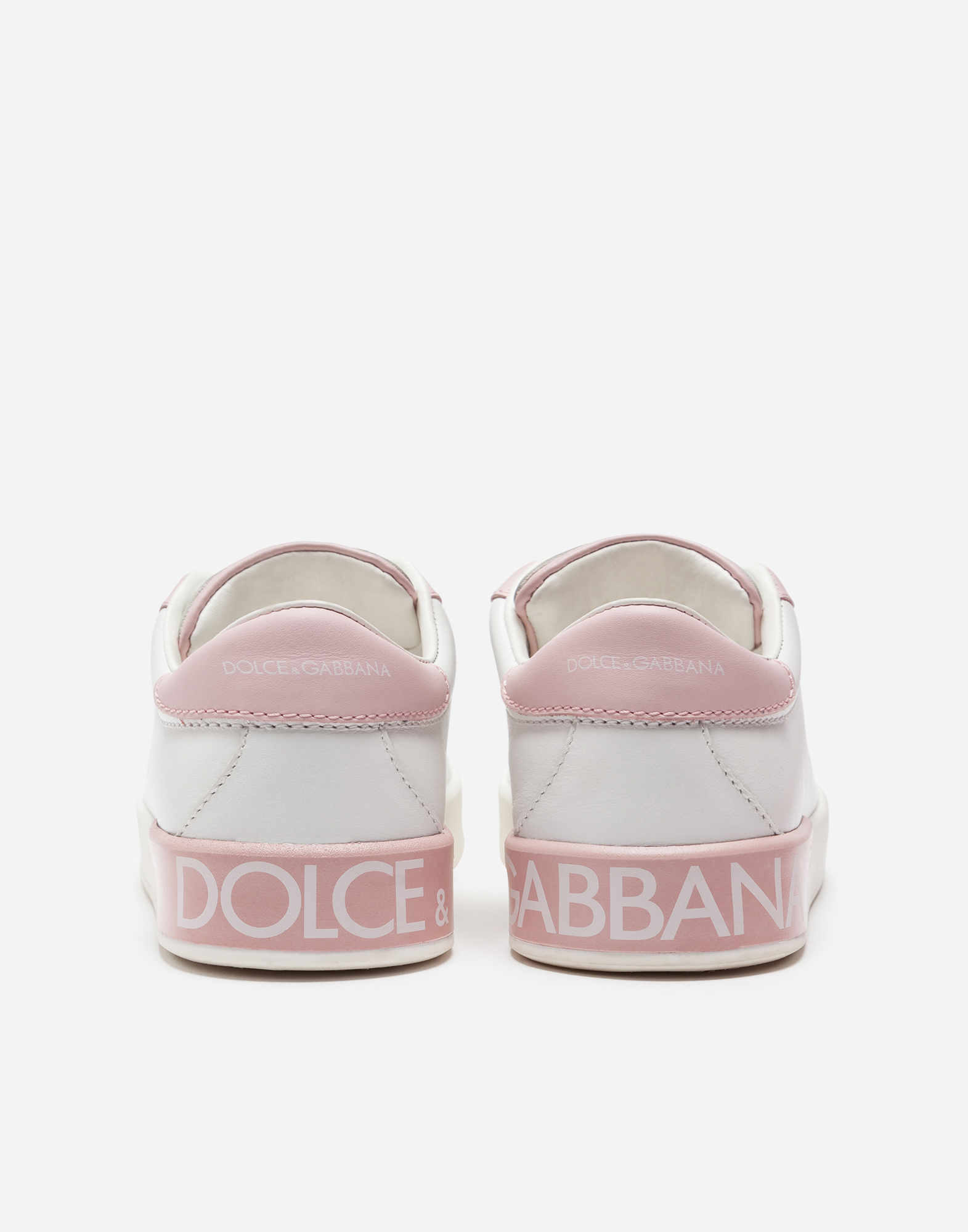 Dolce & Gabbana LEATHER SNEAKERS