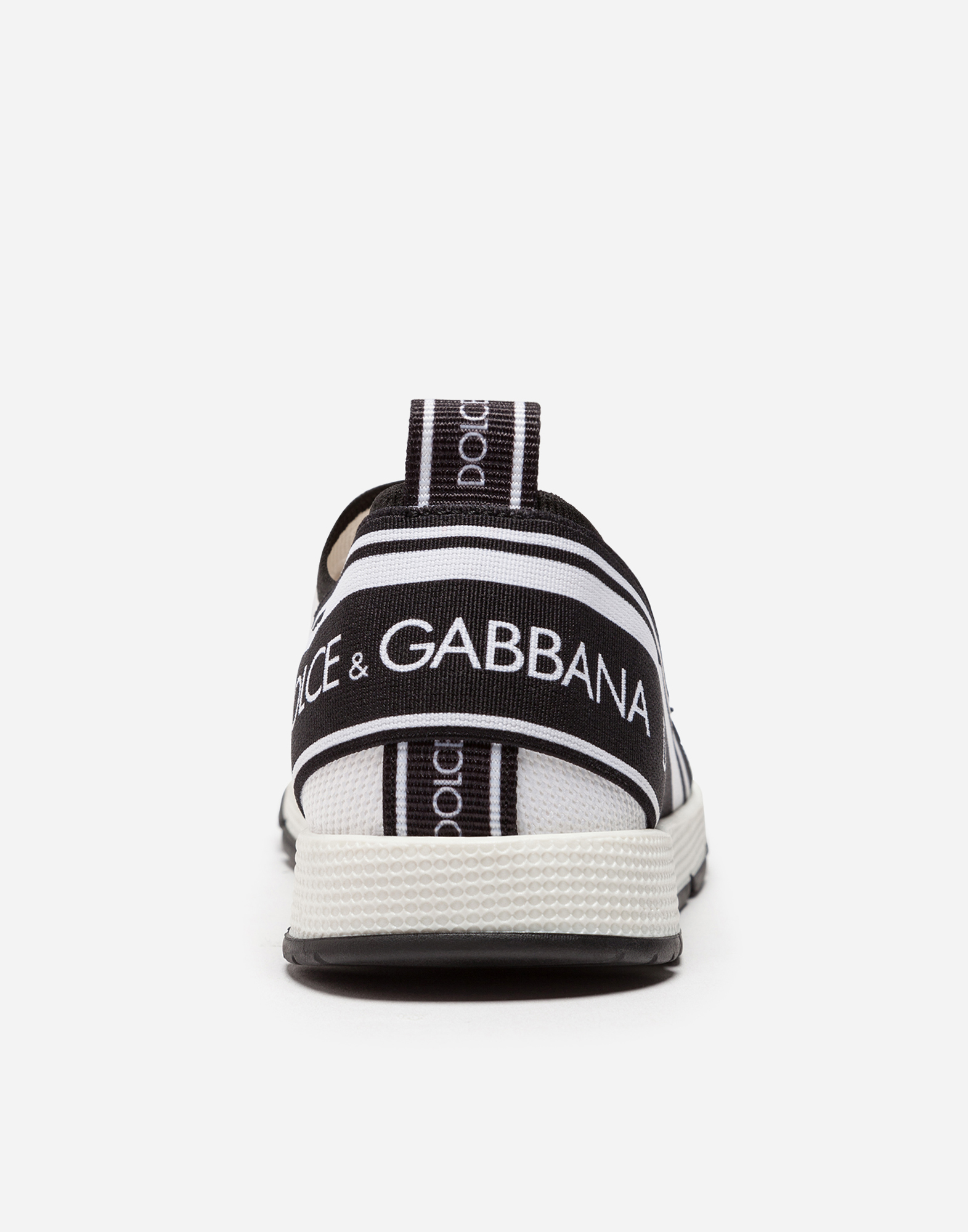 Dolce & Gabbana NEOPRENE SLIP-ON SNEAKERS