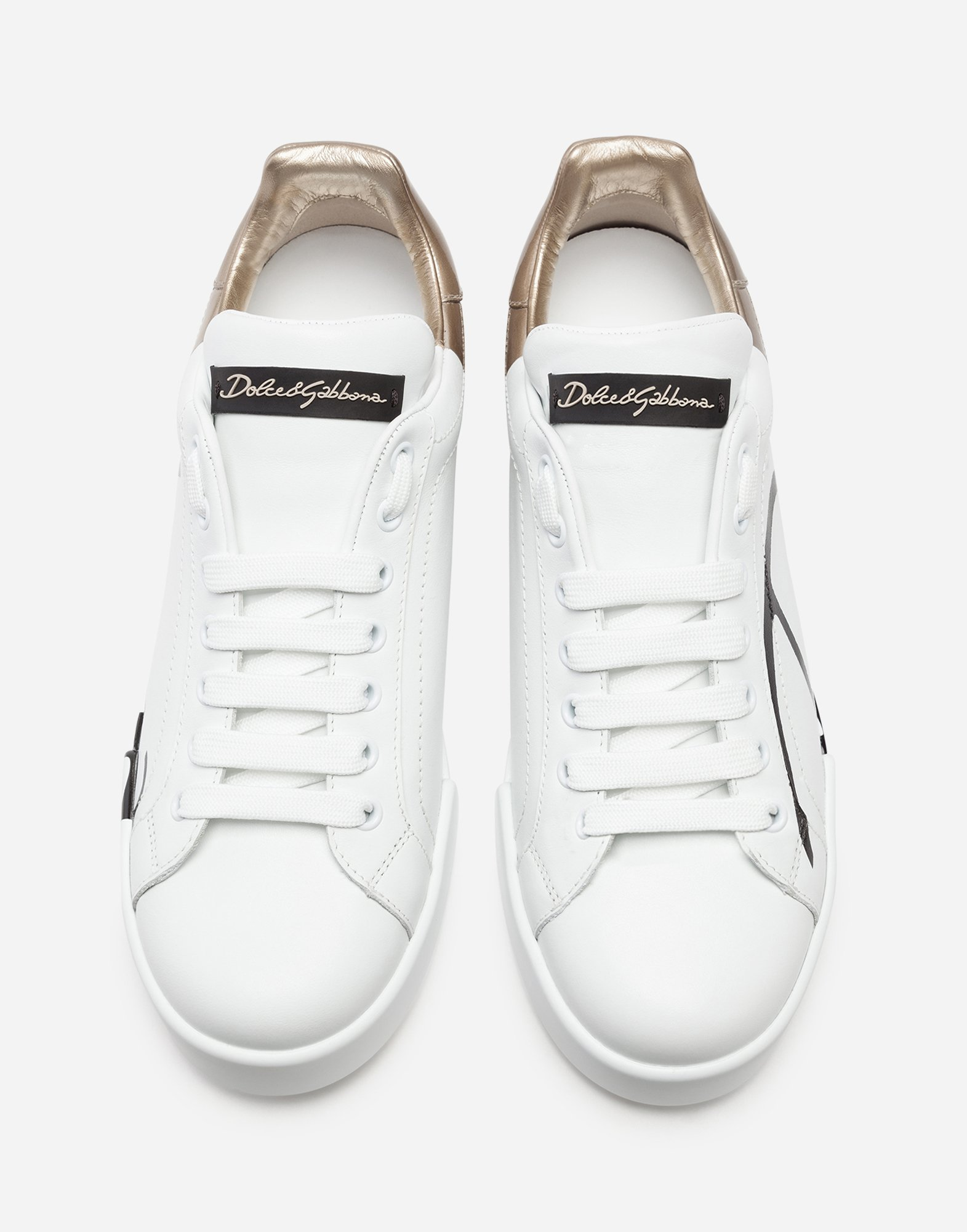 LEATHER PORTOFINO SNEAKERS