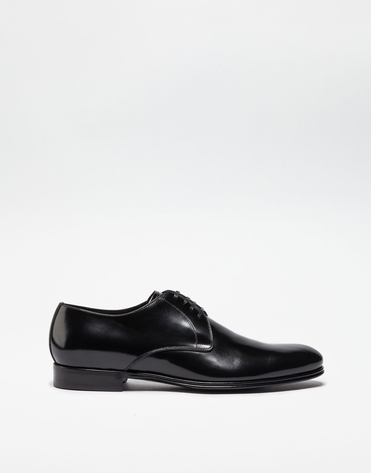 Dolce&Gabbana BRUSHED LEATHER DERBY SHOES