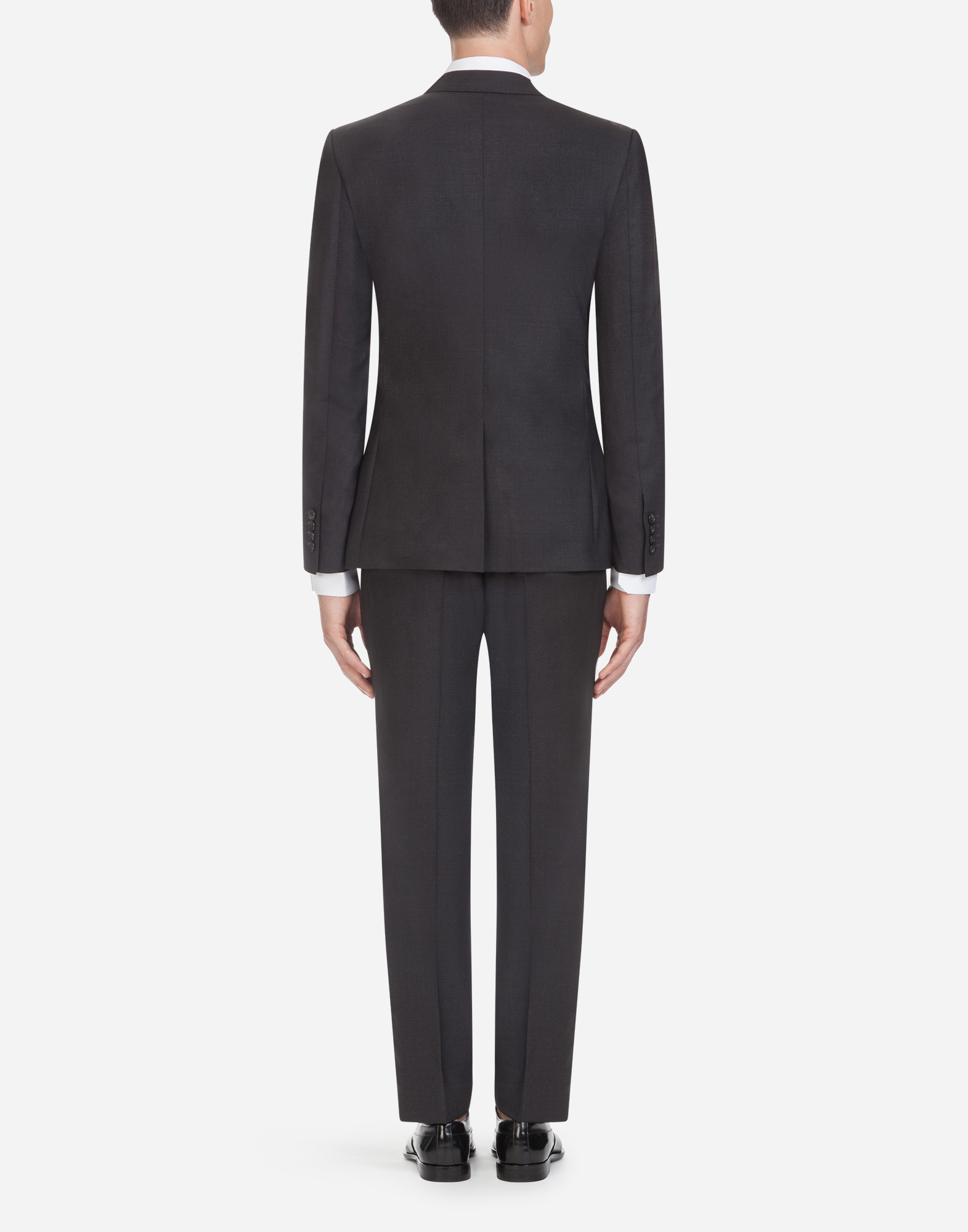 STRETCH WOOL SUIT