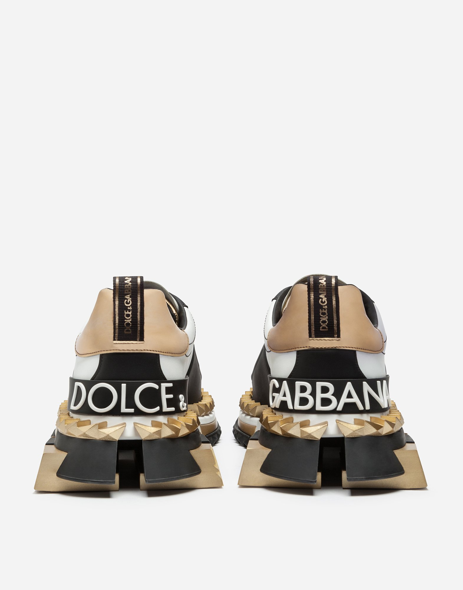 Dolce&Gabbana MULTICOLOR SUPER KING SNEAKERS