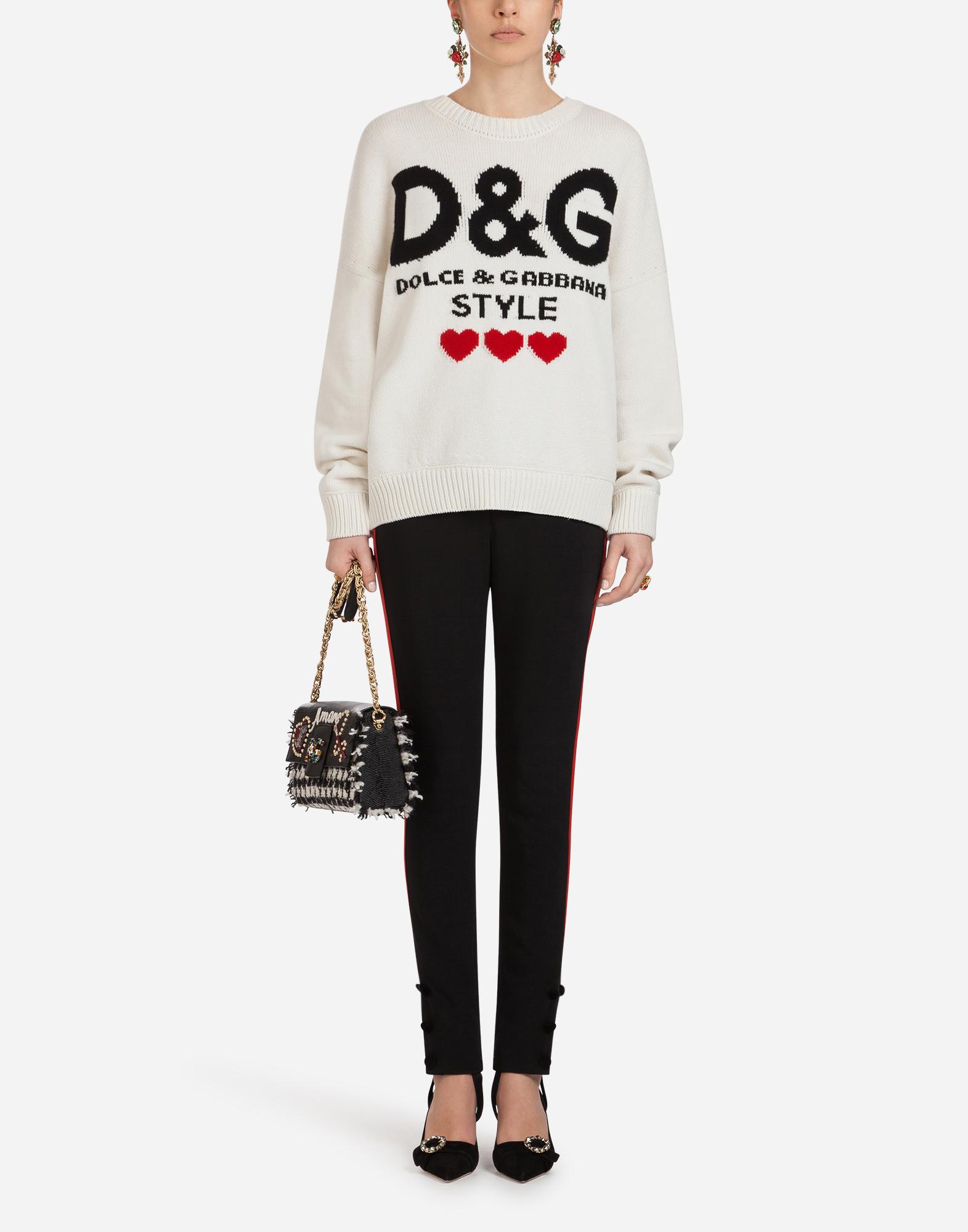 Dolce & Gabbana CASHMERE KNIT