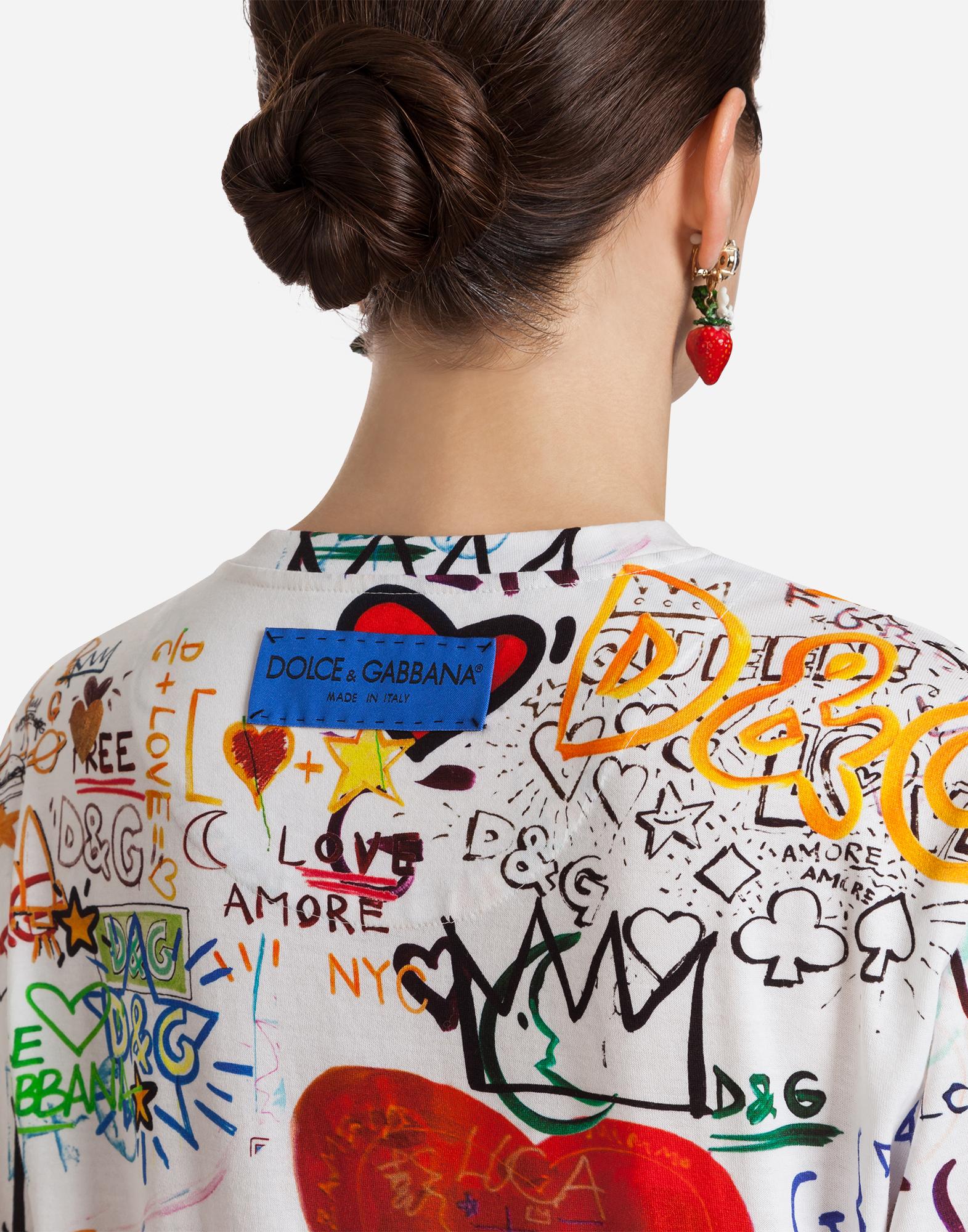 Dolce&Gabbana COTTON T-SHIRT