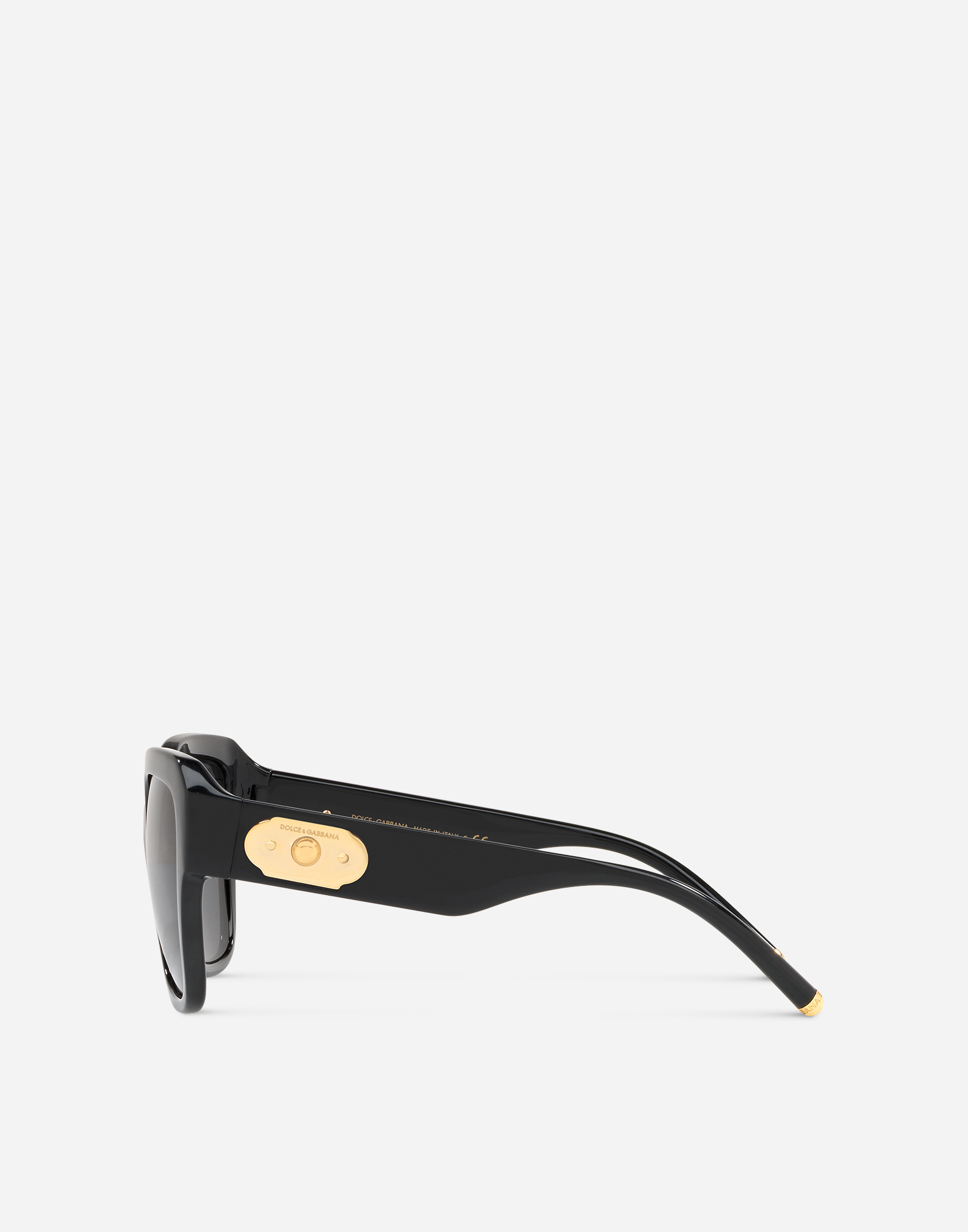 SQUARE SUNGLASSES IN NYLON FIBER