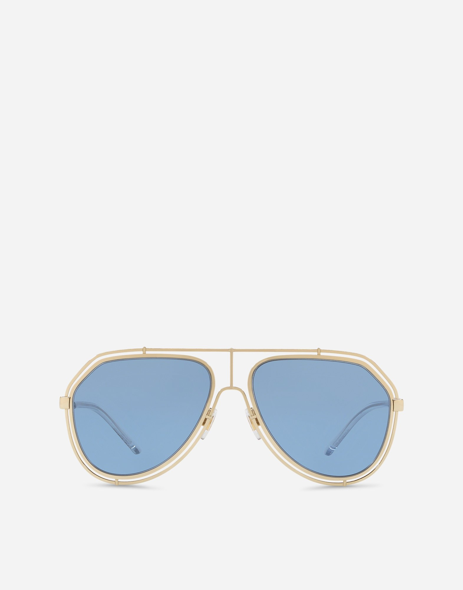 METAL PILOT SUNGLASSES