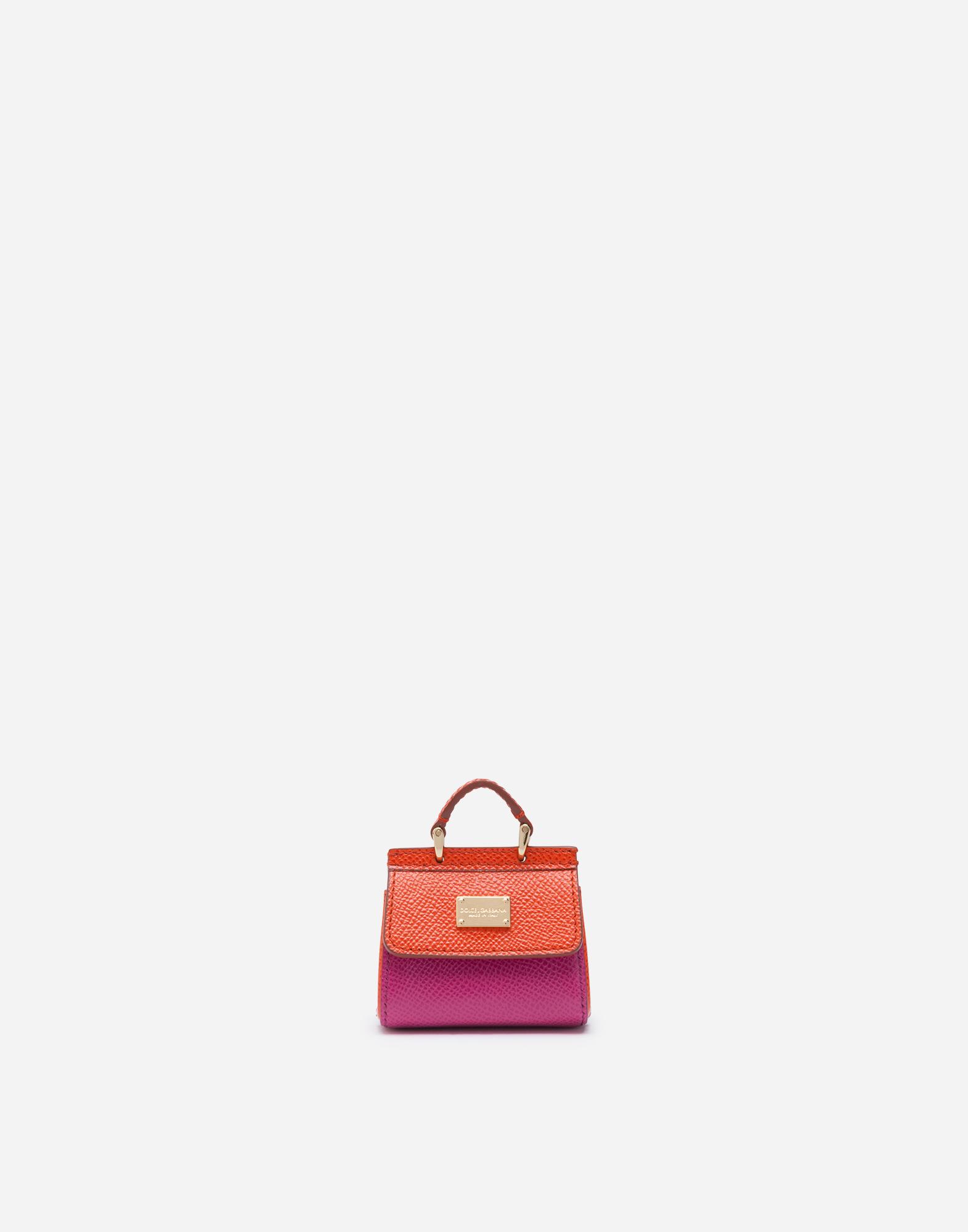 Dolce&Gabbana SICILY CHARM KEY RING