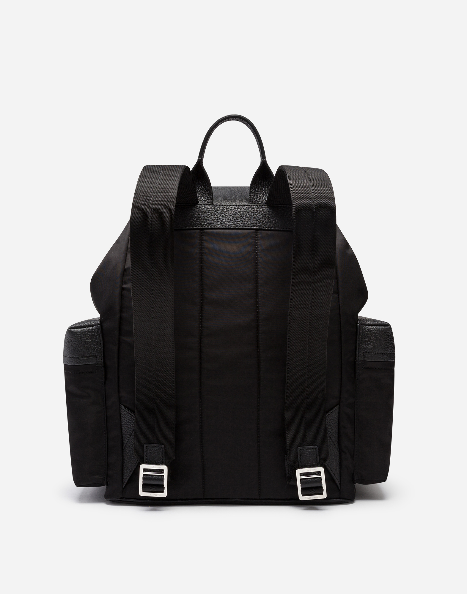 Dolce&Gabbana BACKPACK IN MIXED MATERIALS