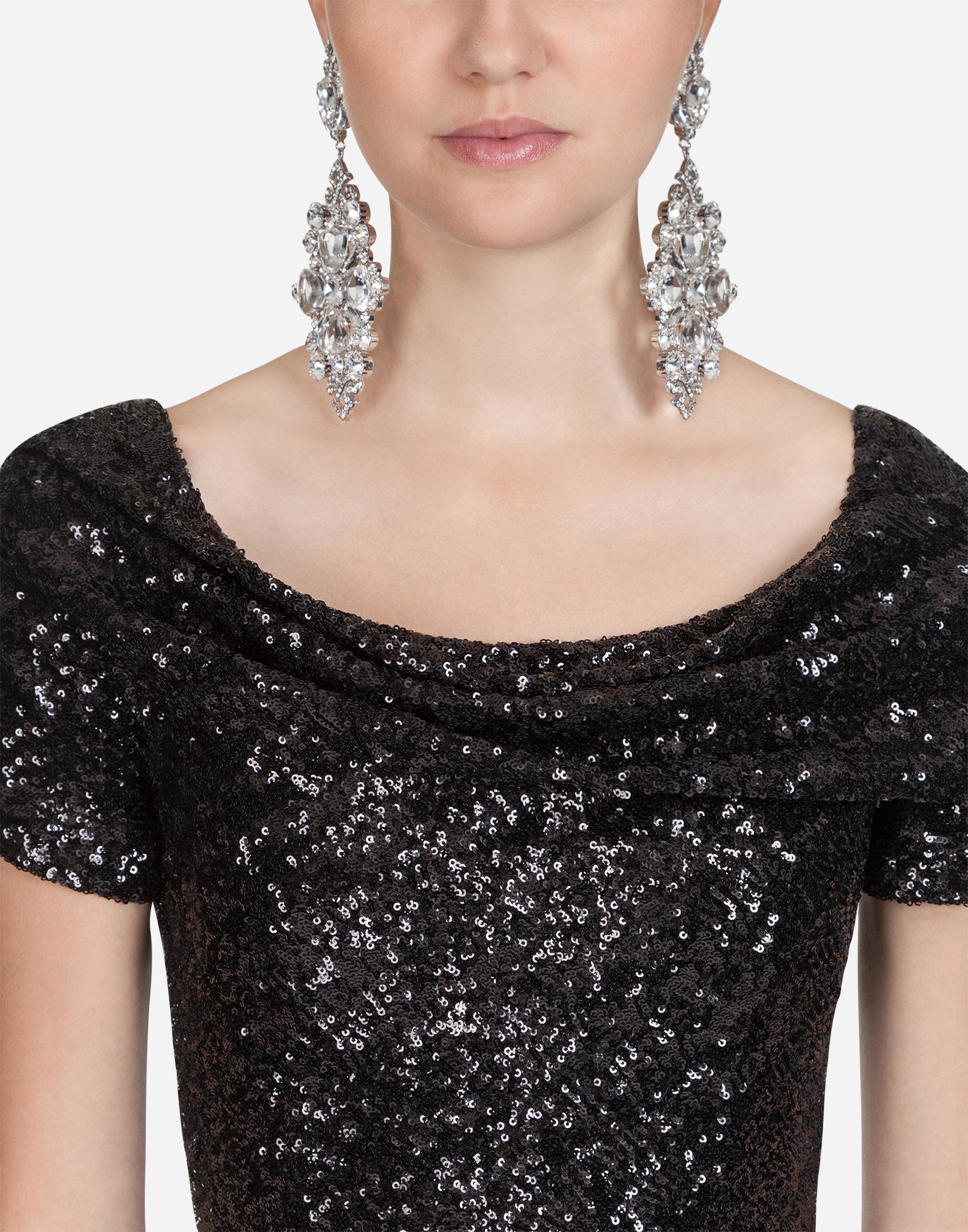 Dolce&Gabbana SEQUINED DRESS