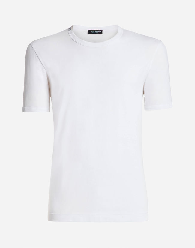 Dolce&Gabbana T-SHIRT IN COTTON