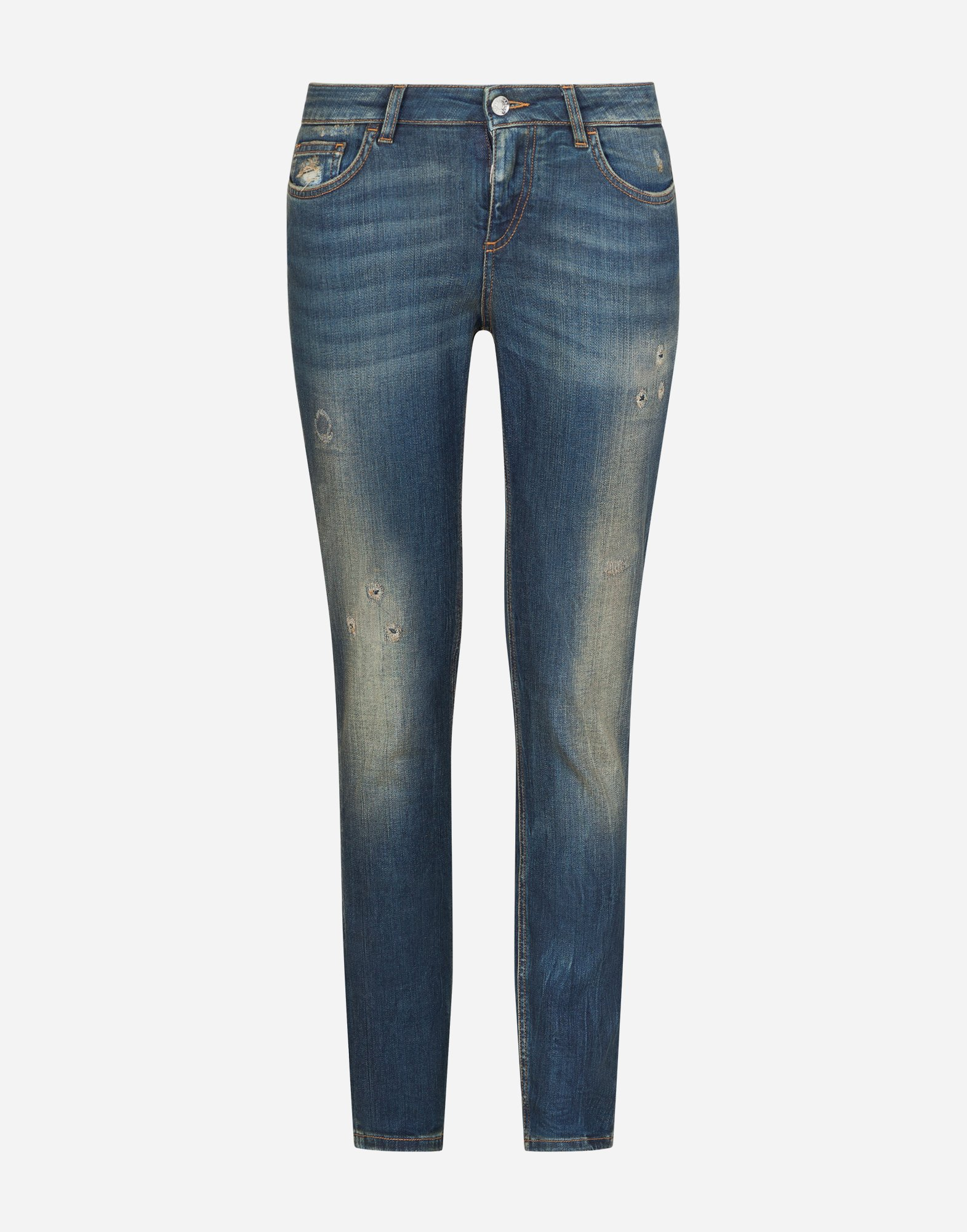 DENIM STRETCH FIT PRETTY JEANS