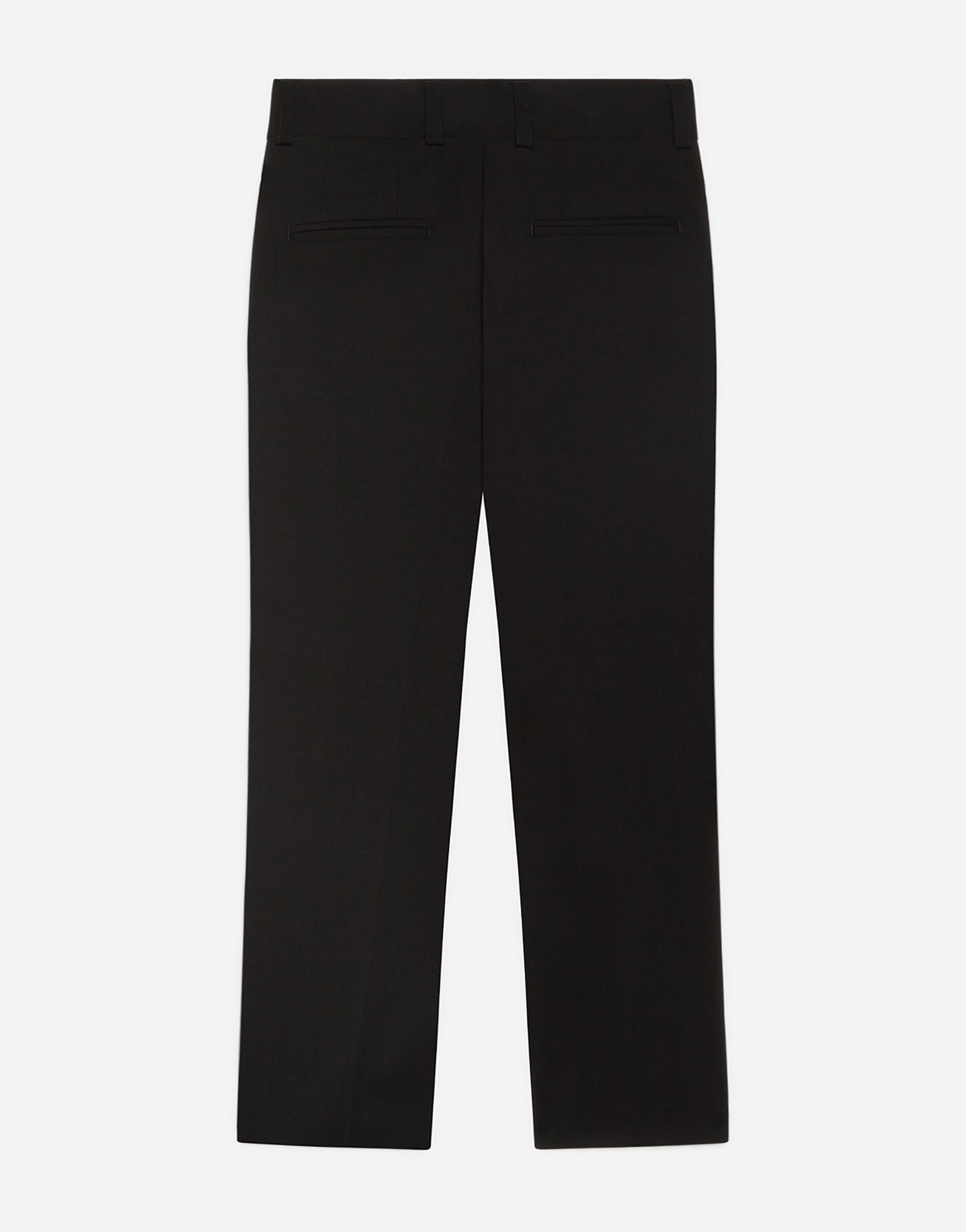 Dolce & Gabbana STRETCH WOOL PANTS