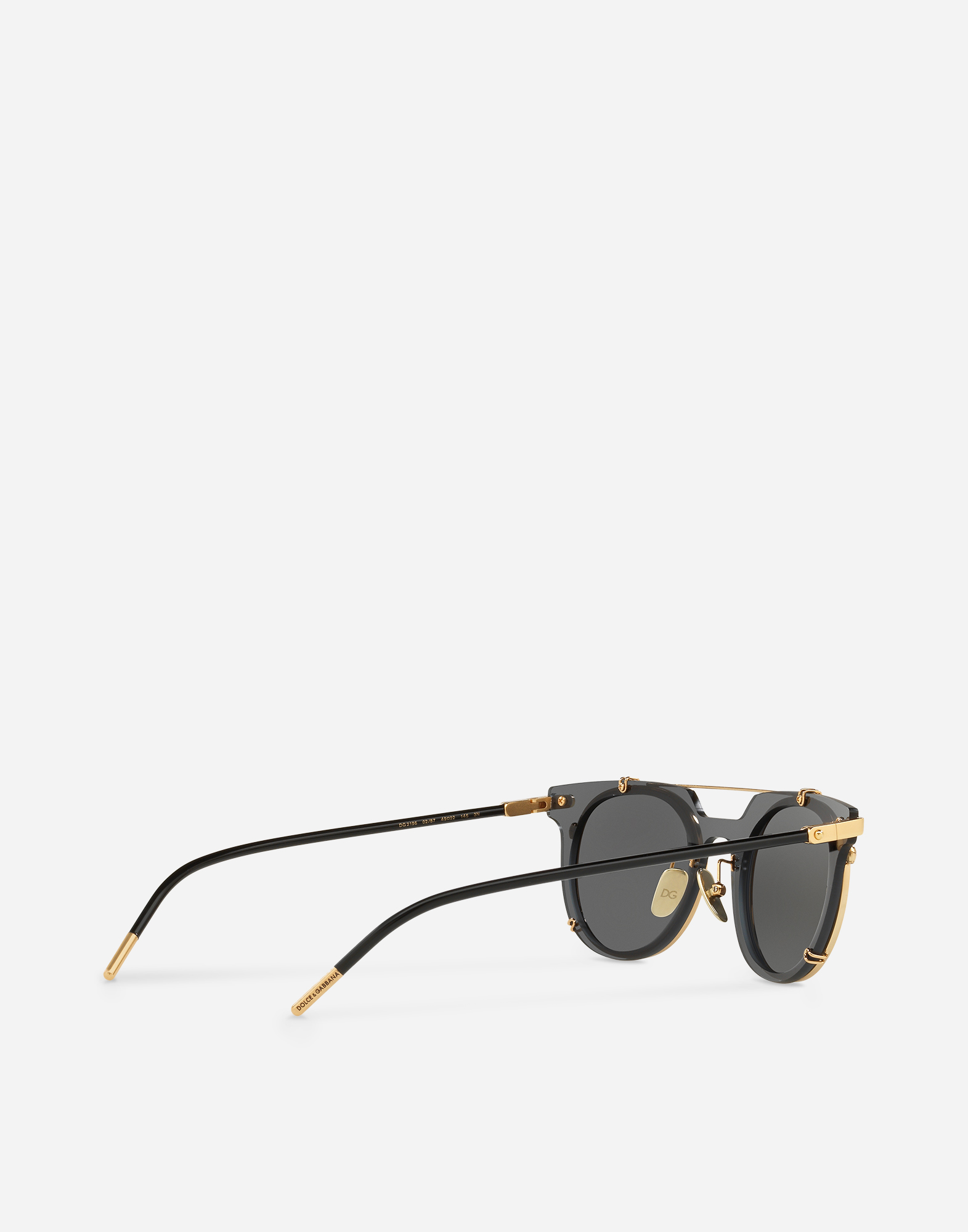 PANTHOS SUNGLASSES WITH METAL FRAME