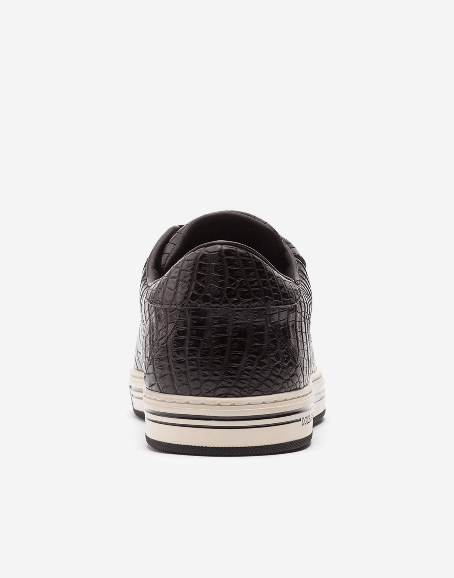 ROME SNEAKERS IN CROCODILE LEATHER
