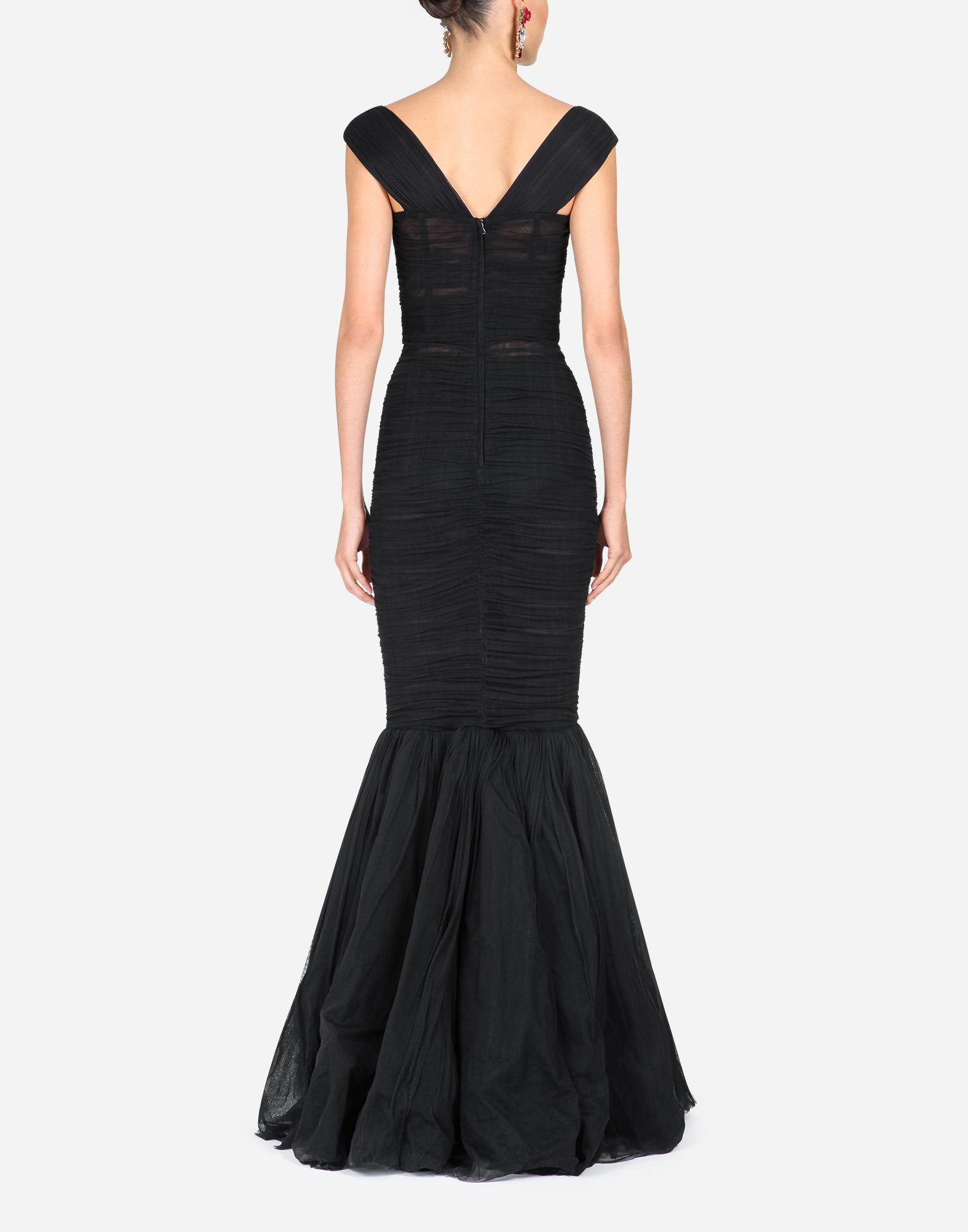 Dolce & Gabbana TULLE DRESS