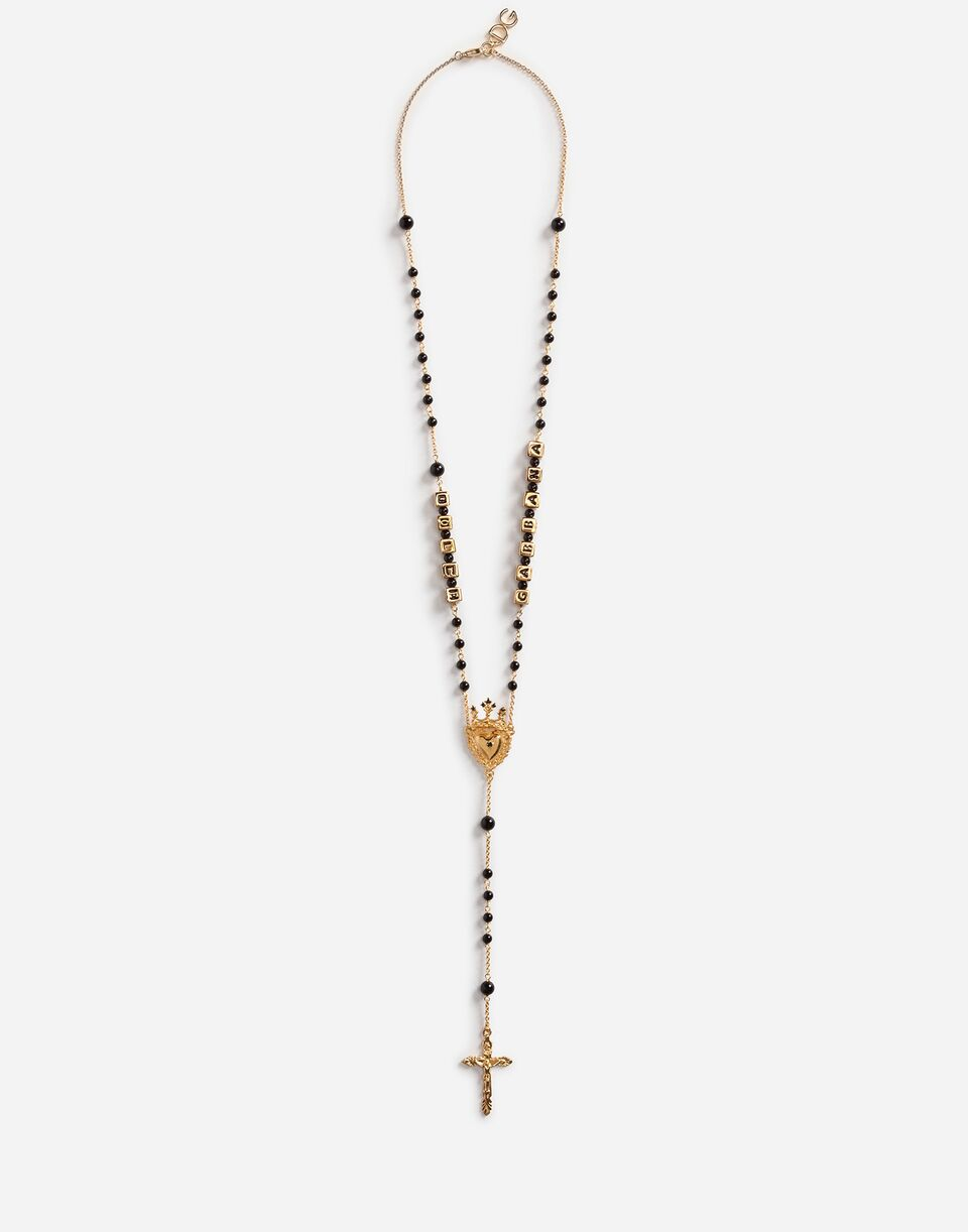 Dolce&Gabbana ROSARY NECKLACE