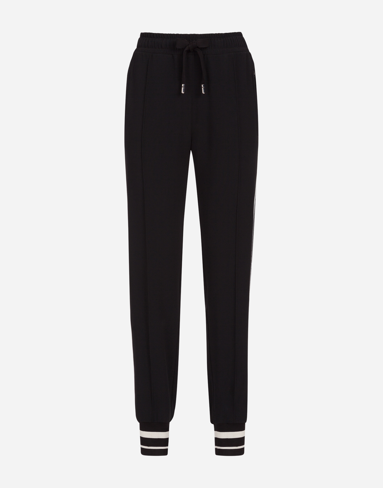 Dolce&Gabbana JOGGING PANTS IN CADY