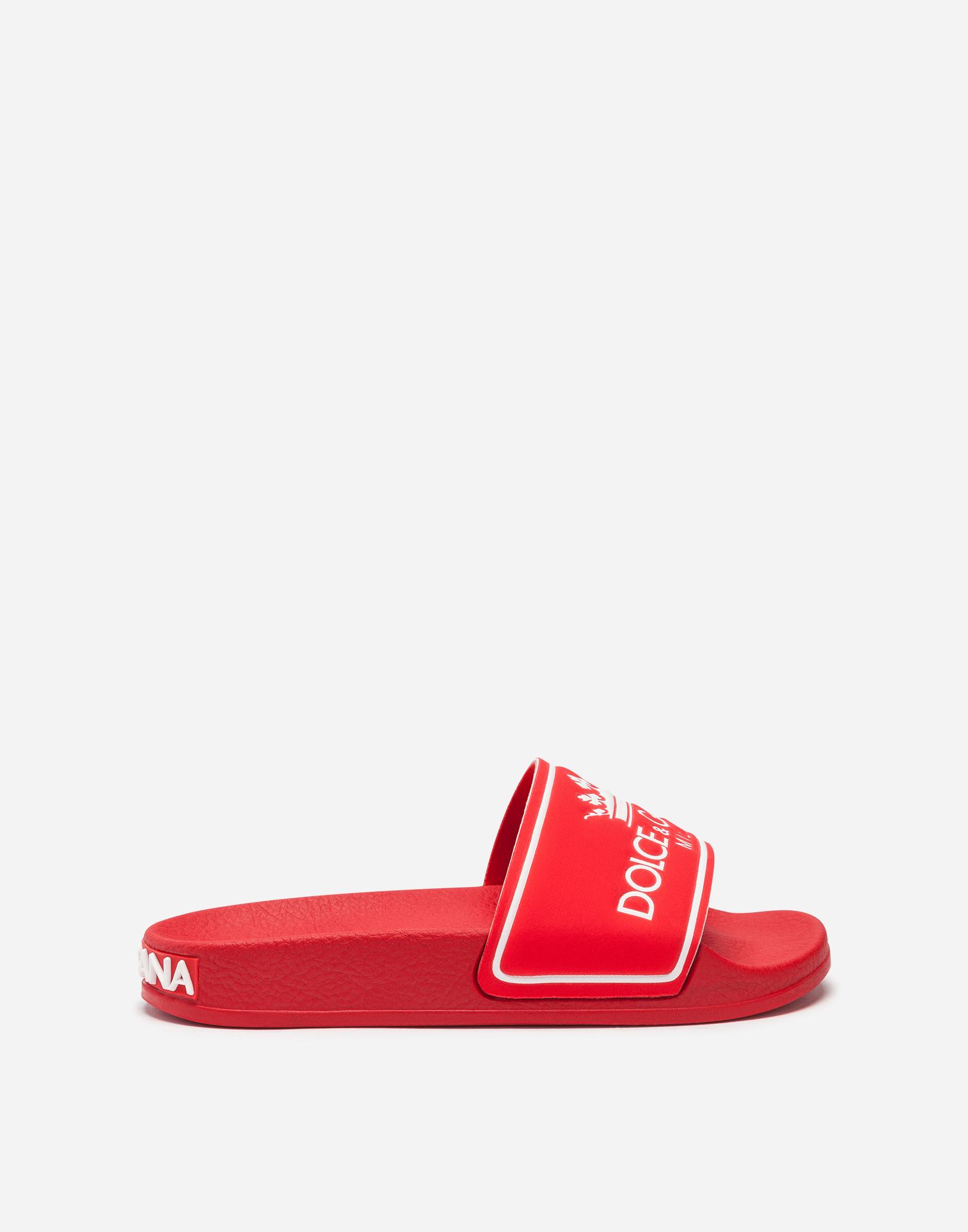 808b7f6e78 Zapatos para Niño 2-12 años | Dolce&Gabbana - SANDALIAS DE LICRA CON ...