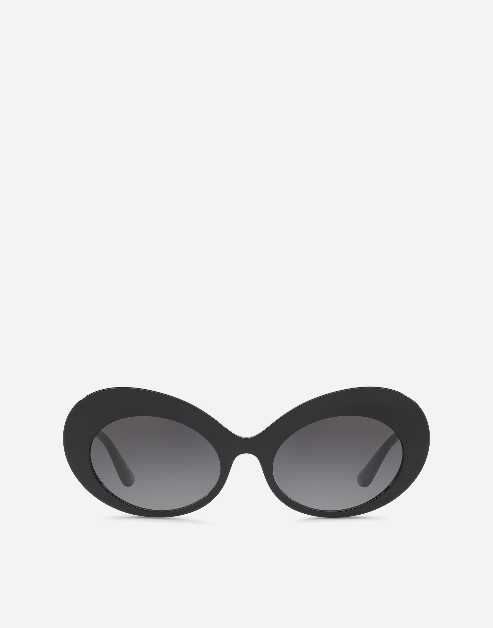 OVAL SUNGLASSES IN ACETATE