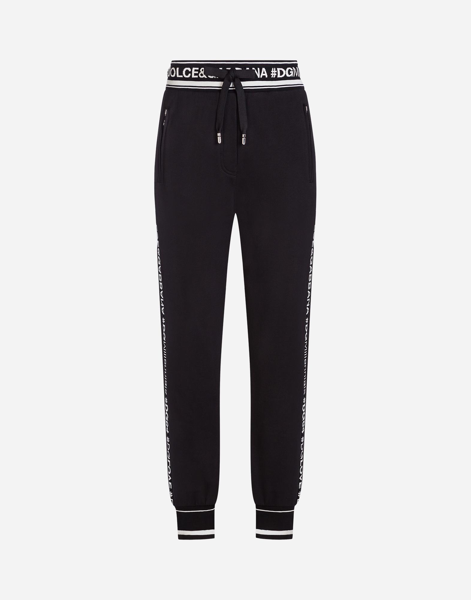 Dolce & Gabbana JERSEY PANTS