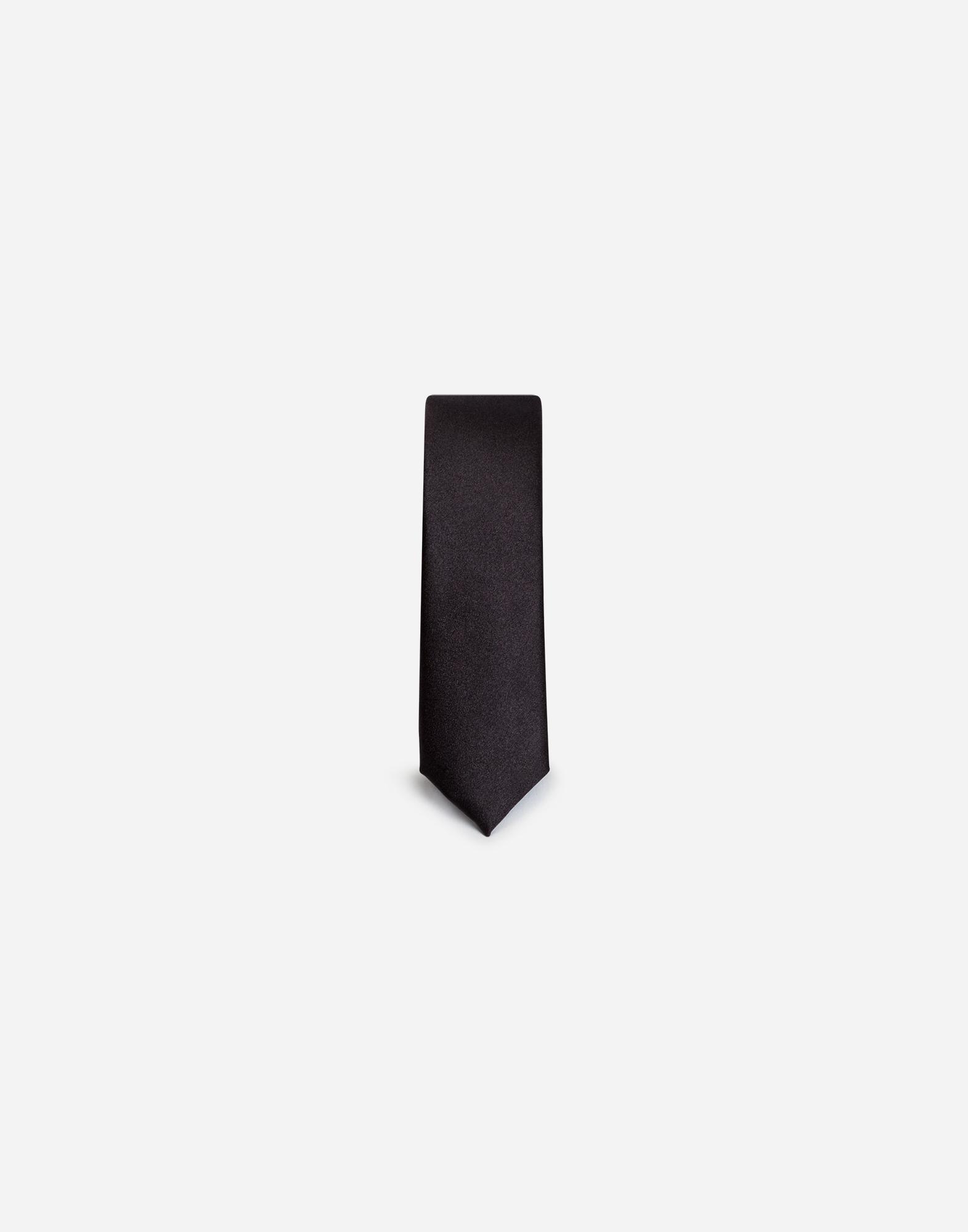 """Dolce & Gabbana 4 CM (1.6"""") SILK BLADE TIE"""