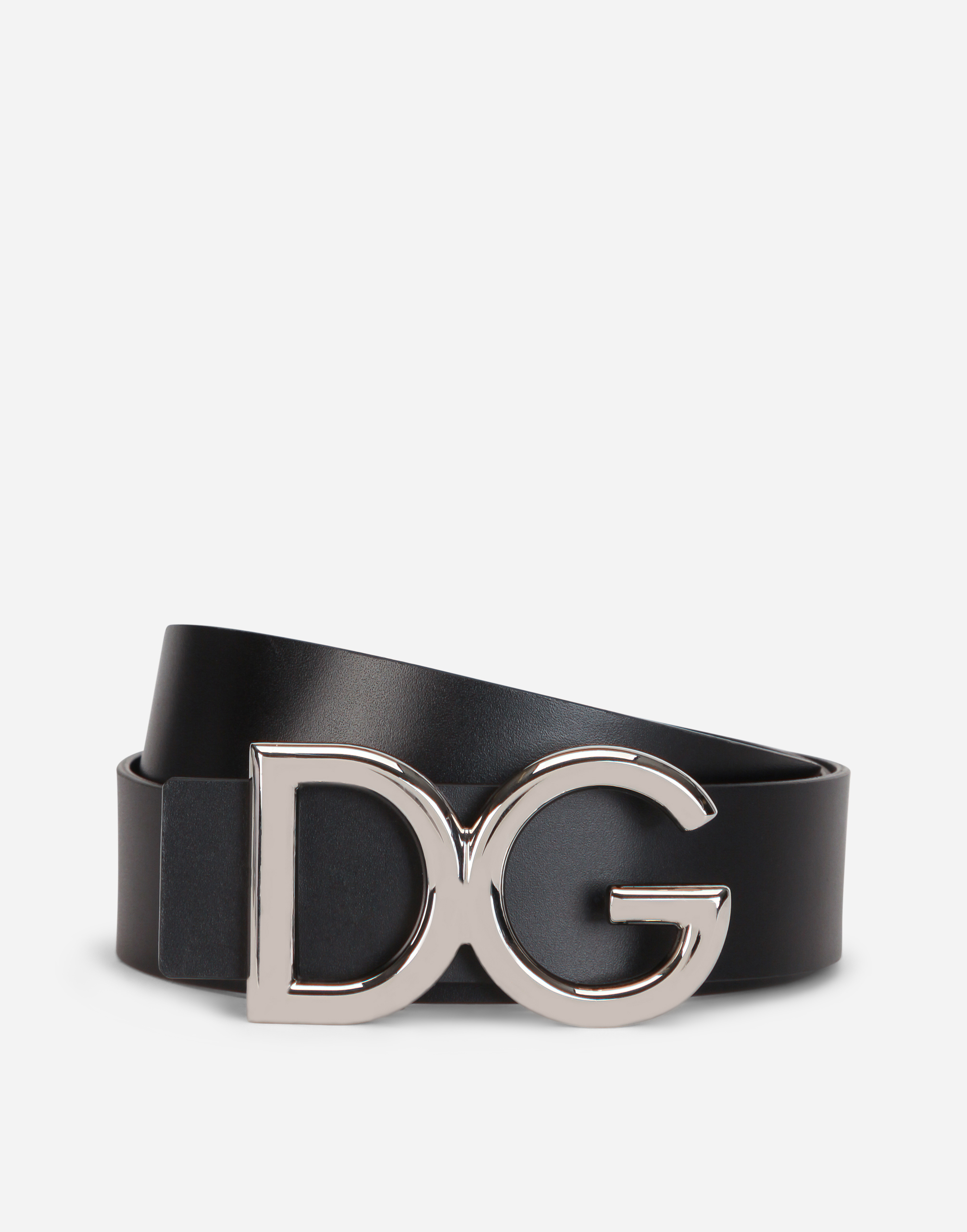 DAUPHINE LEATHER BELT
