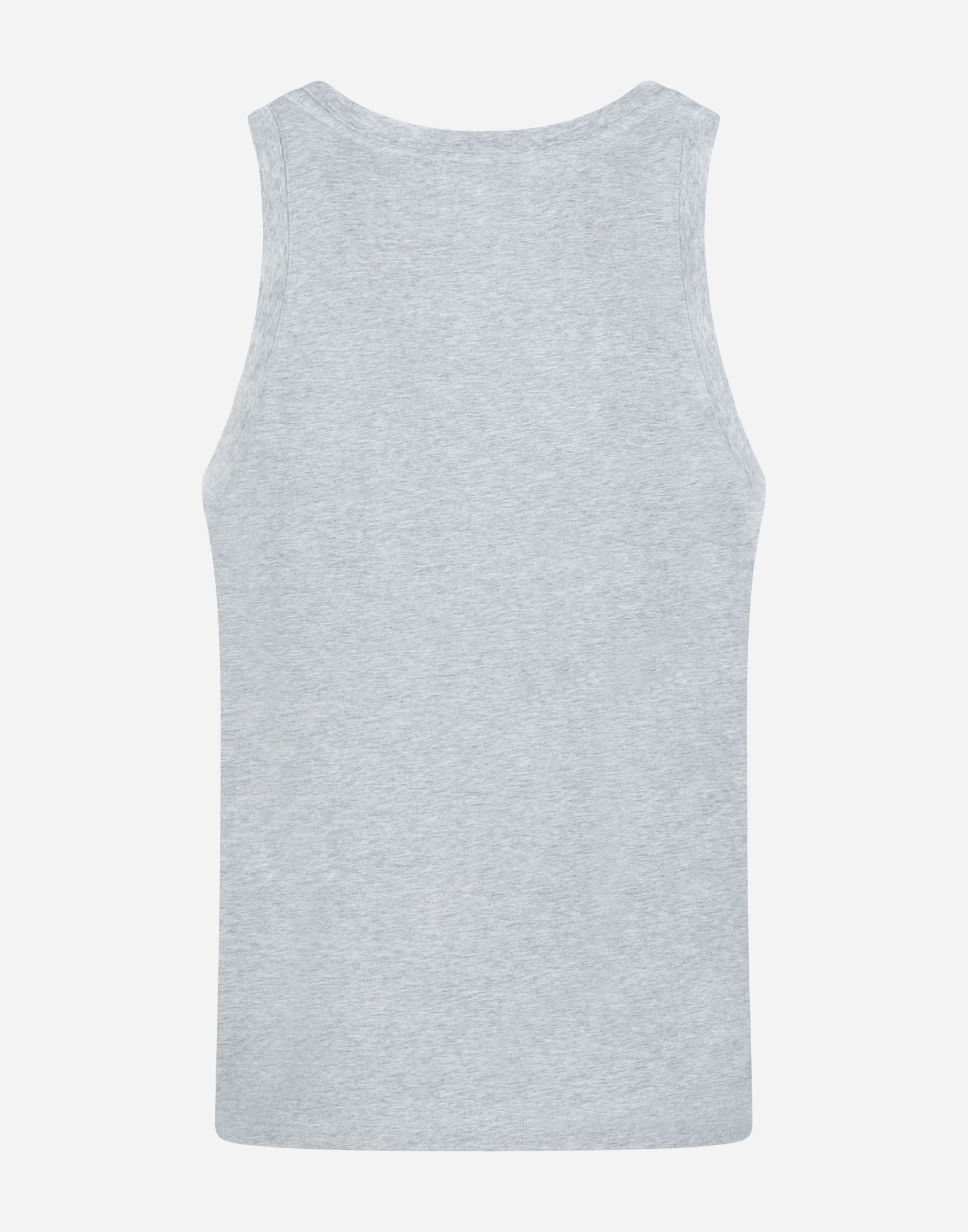 Dolce & Gabbana VEST IN STRETCH COTTON