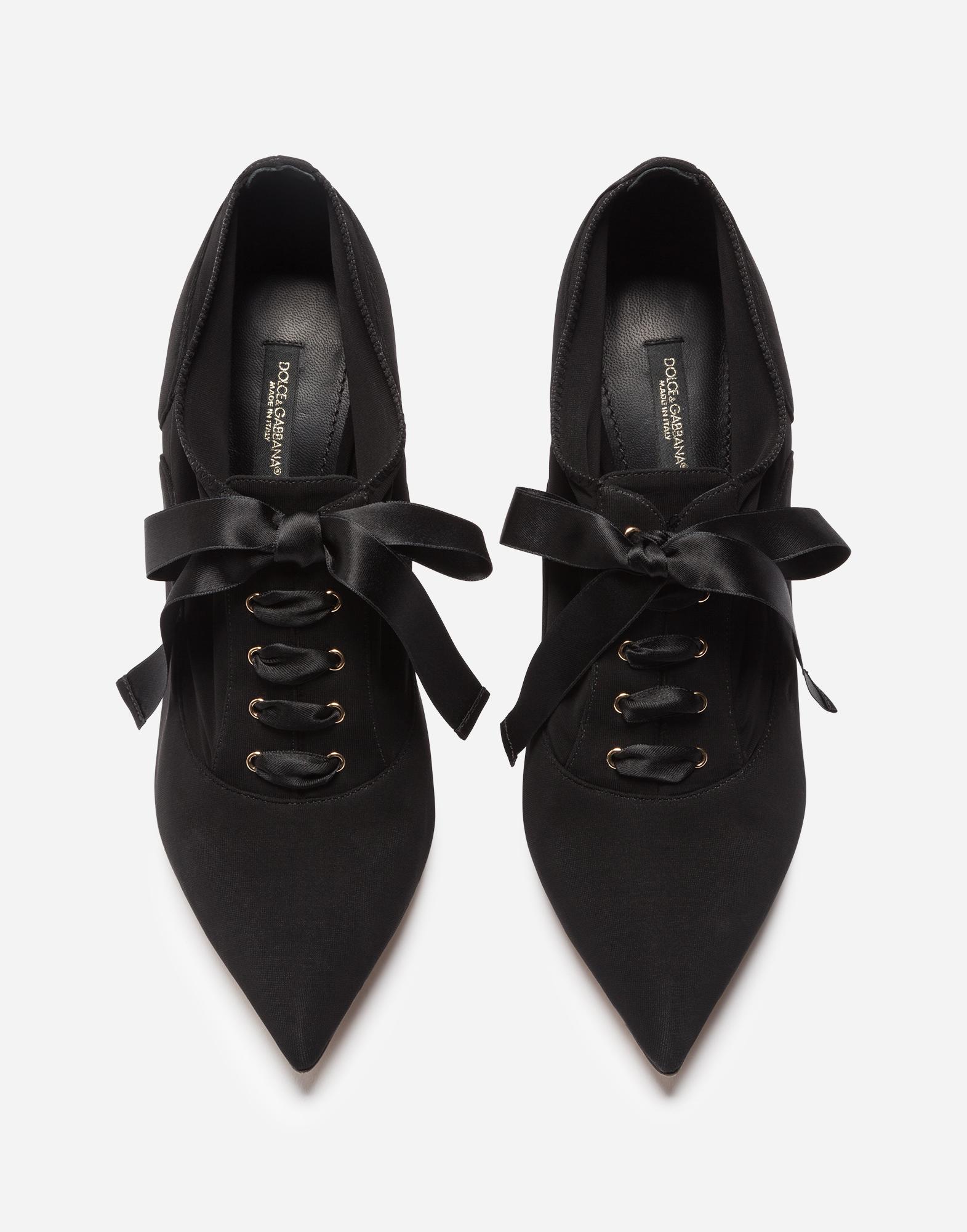 Dolce & Gabbana OXFORDS IN STRETCH JERSEY