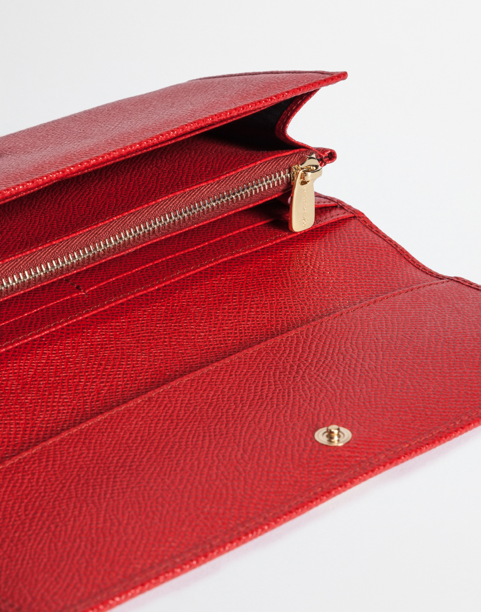 755c661f497 CONTINENTAL WALLET IN DAUPHINE LEATHER