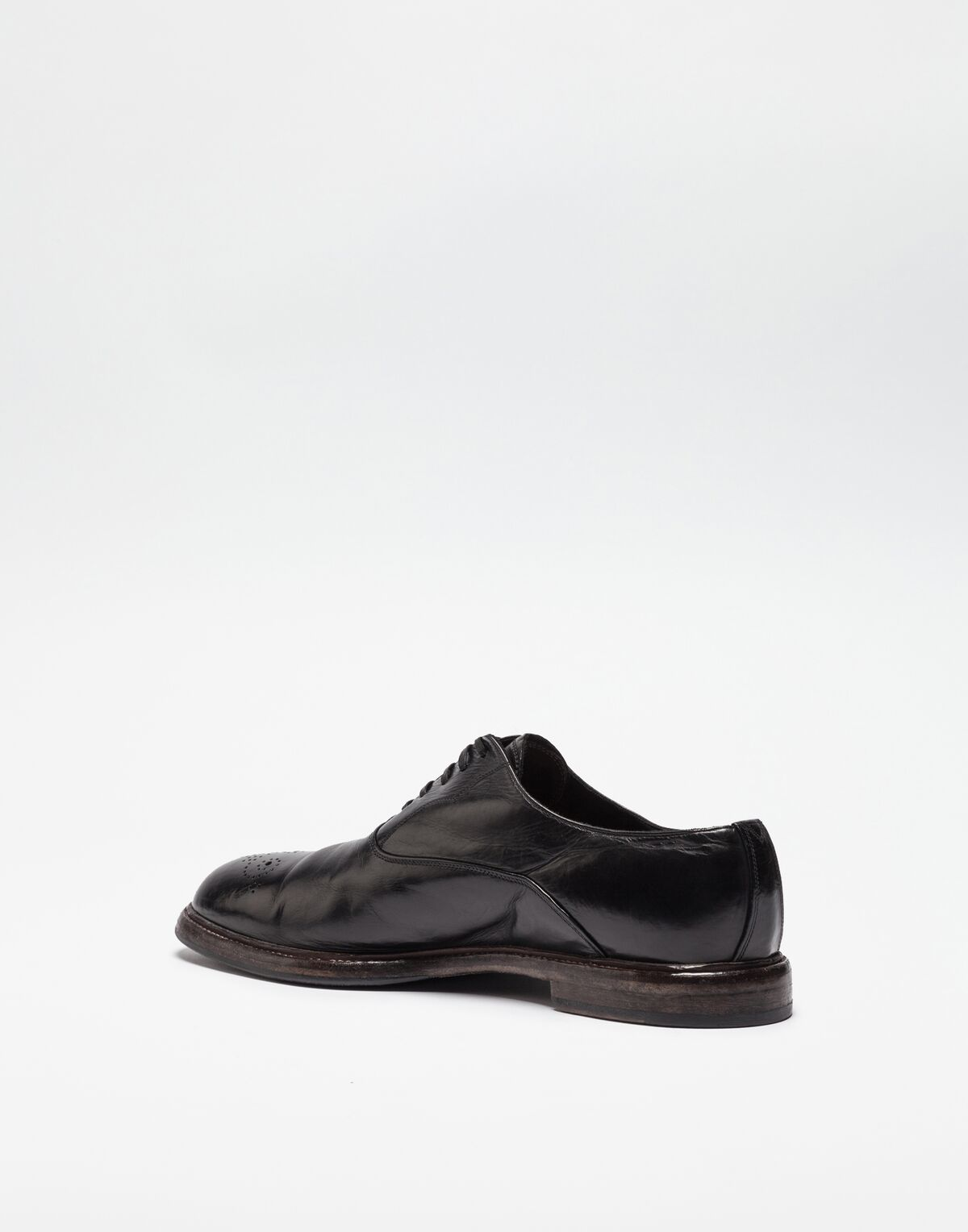 Dolce & Gabbana COLOR DIPPED LEATHER OXFORDS