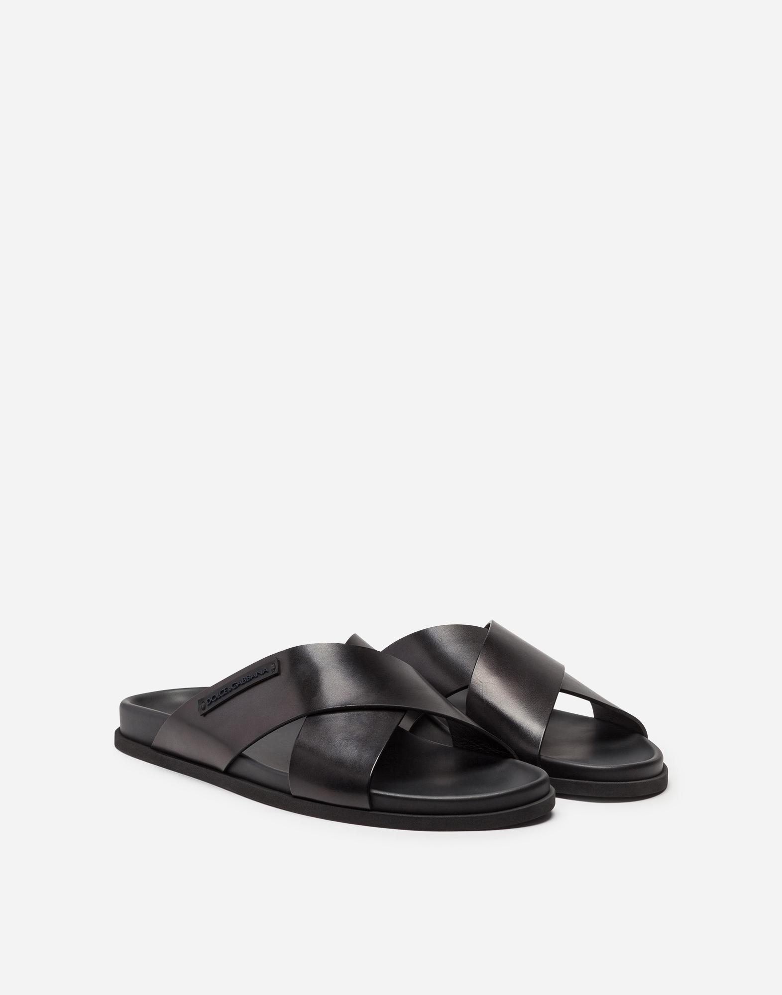 b566603b1ab2 Calfskin Sandals - Men s Shoes