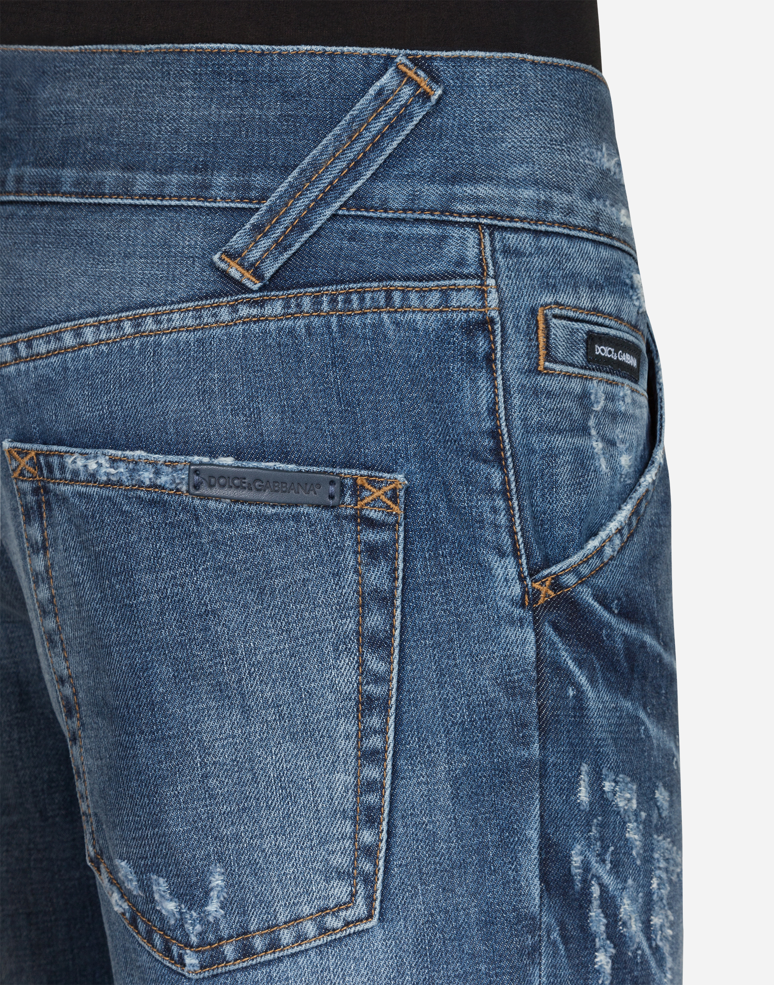 Dolce&Gabbana LIMITED EDITION JEANS